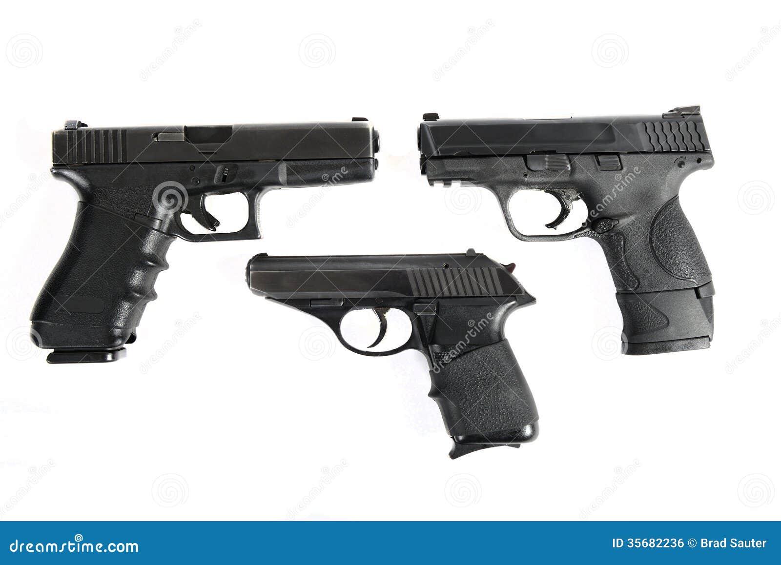 3 Gewehre