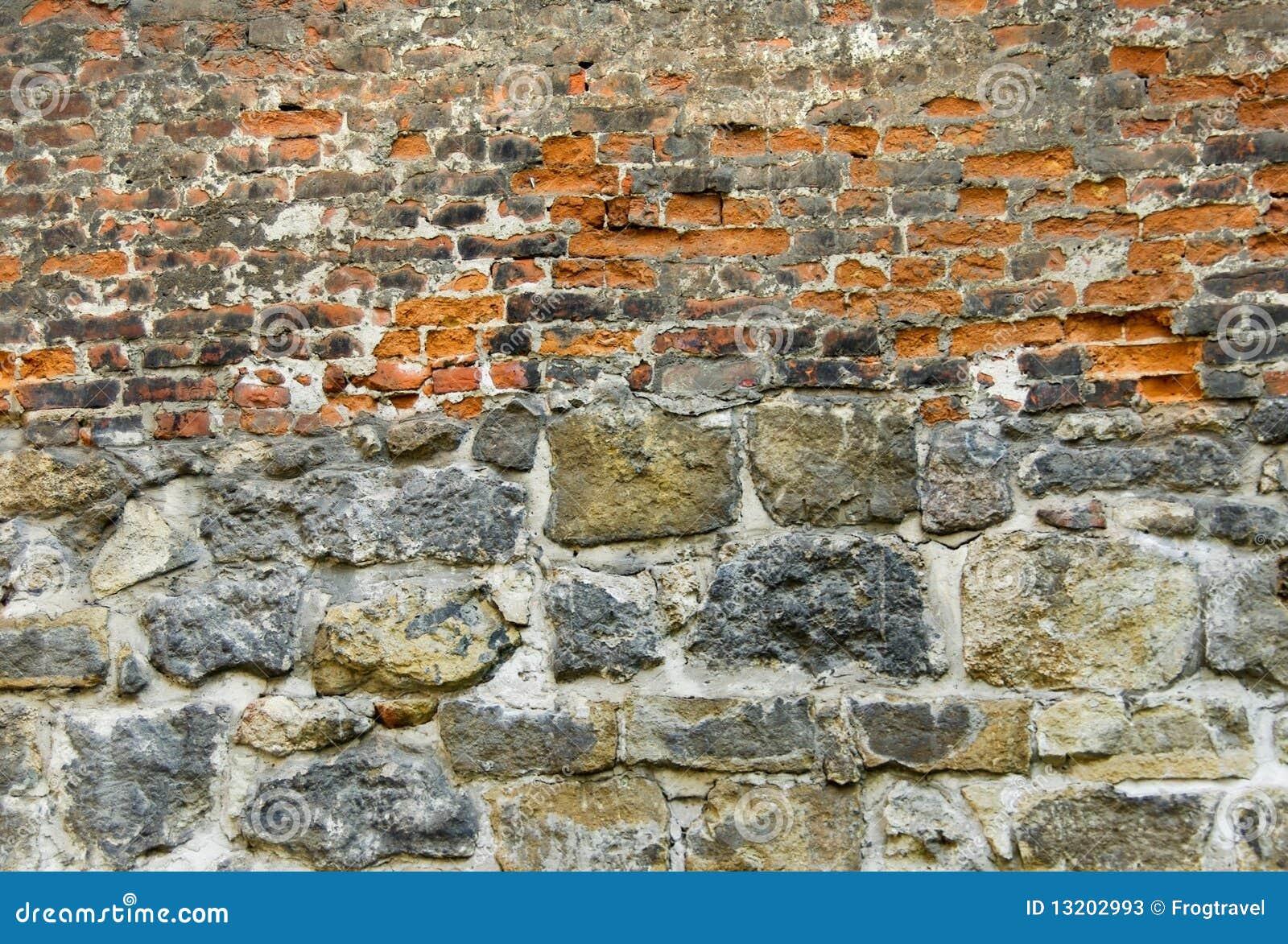 Geweven baksteen muur stock foto 39 s afbeelding 13202993 - Muur steen duidelijk ...
