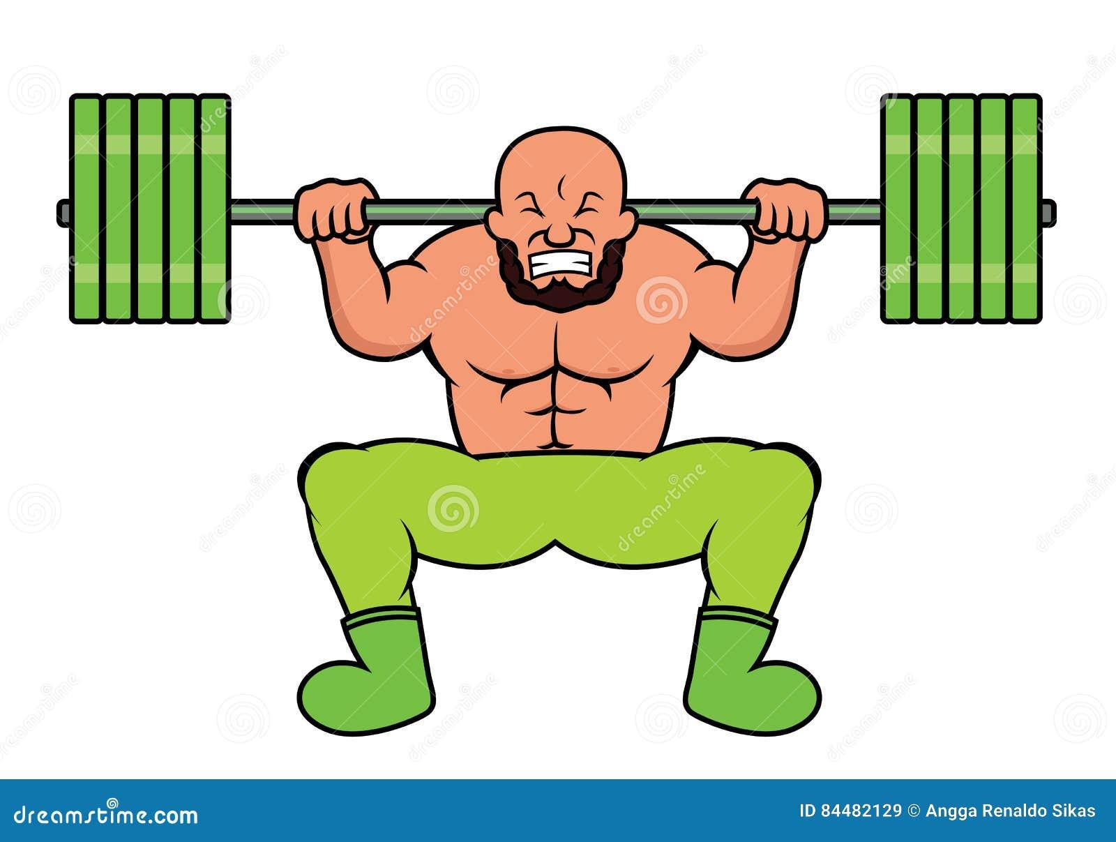 Gewichtheber Gewichtheben chf0764  in 3 Größen JDM  Heckscheibe Aufkleber