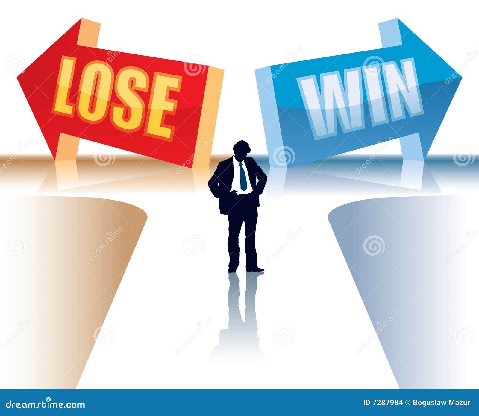 Verlieren