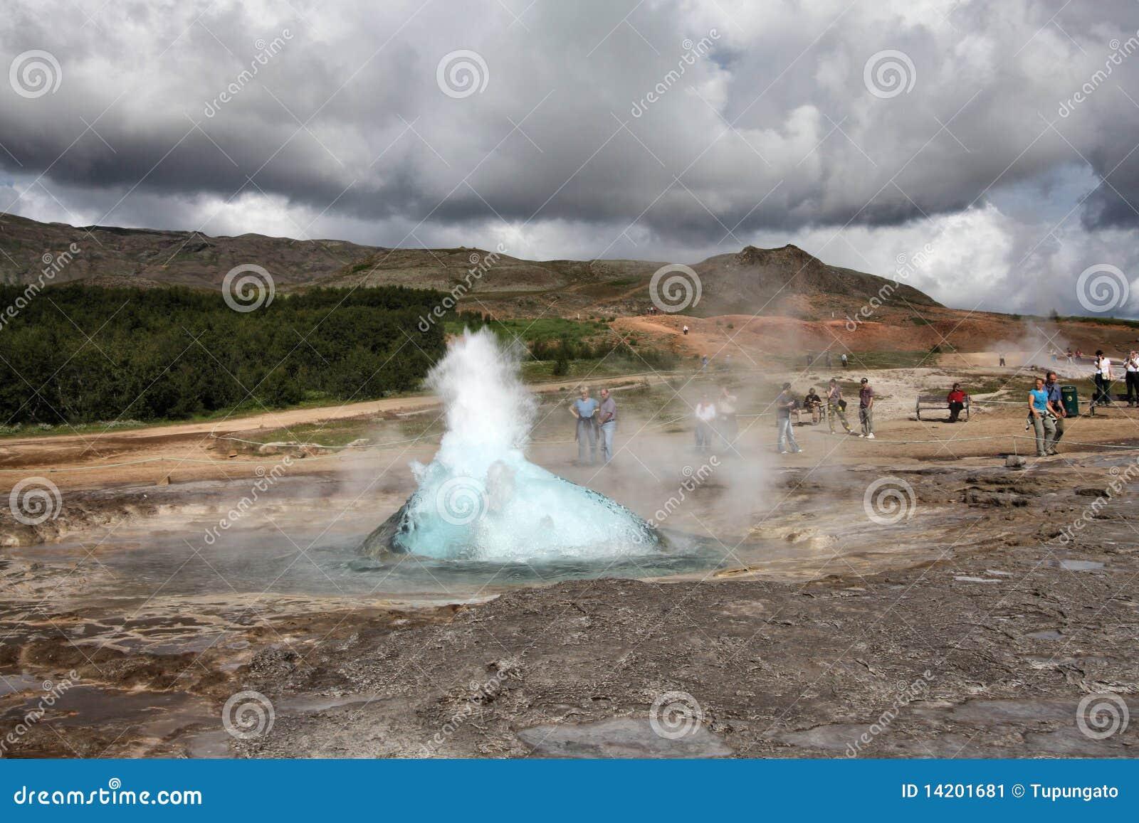 Geysir, Islândia