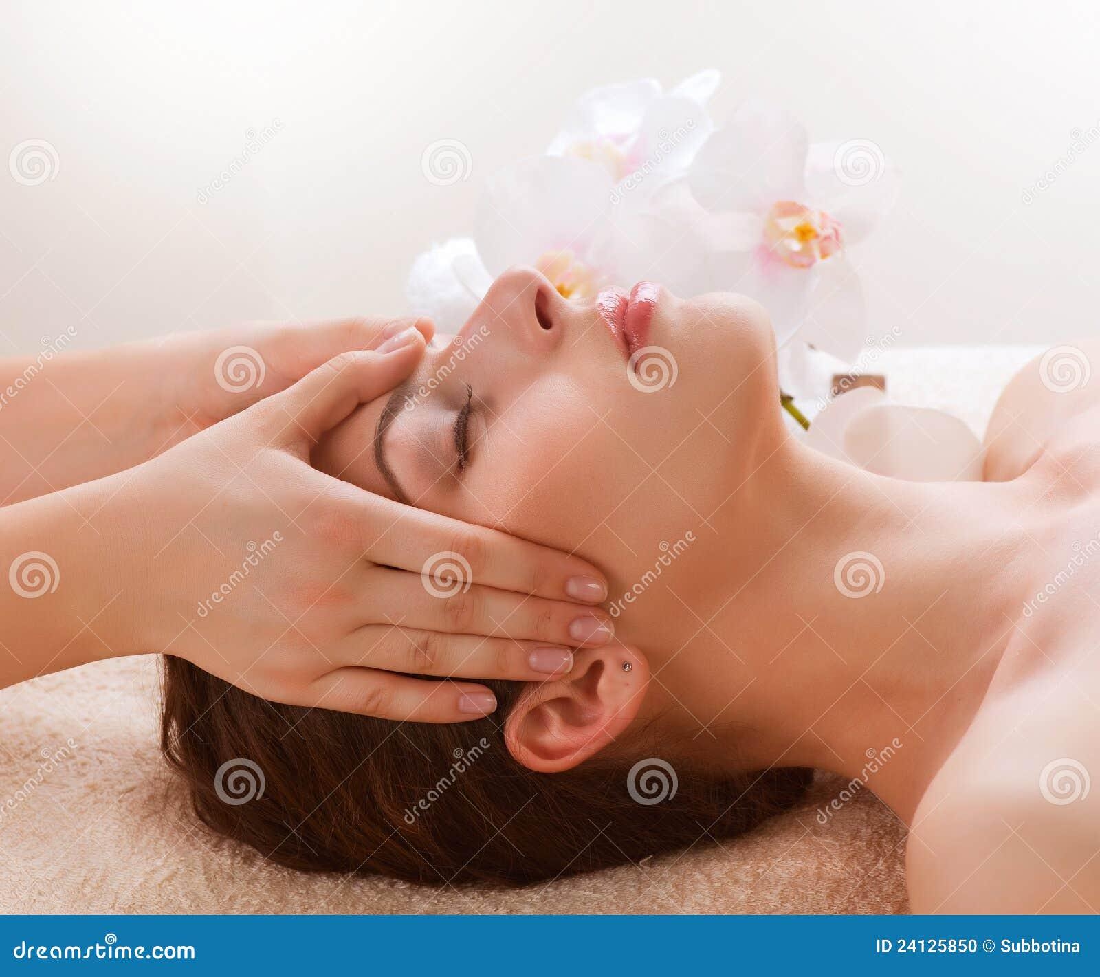 Gezichts Massage