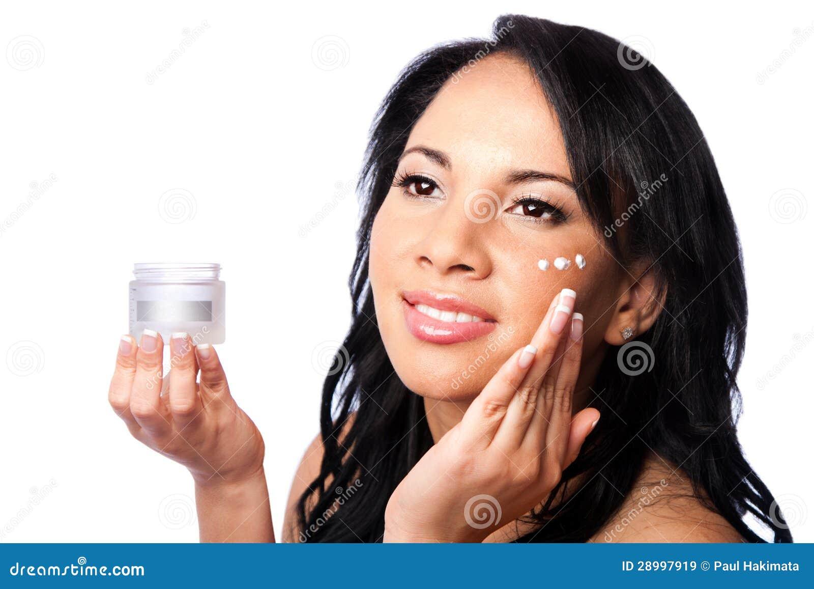 Gezichts schoonheid - skincare