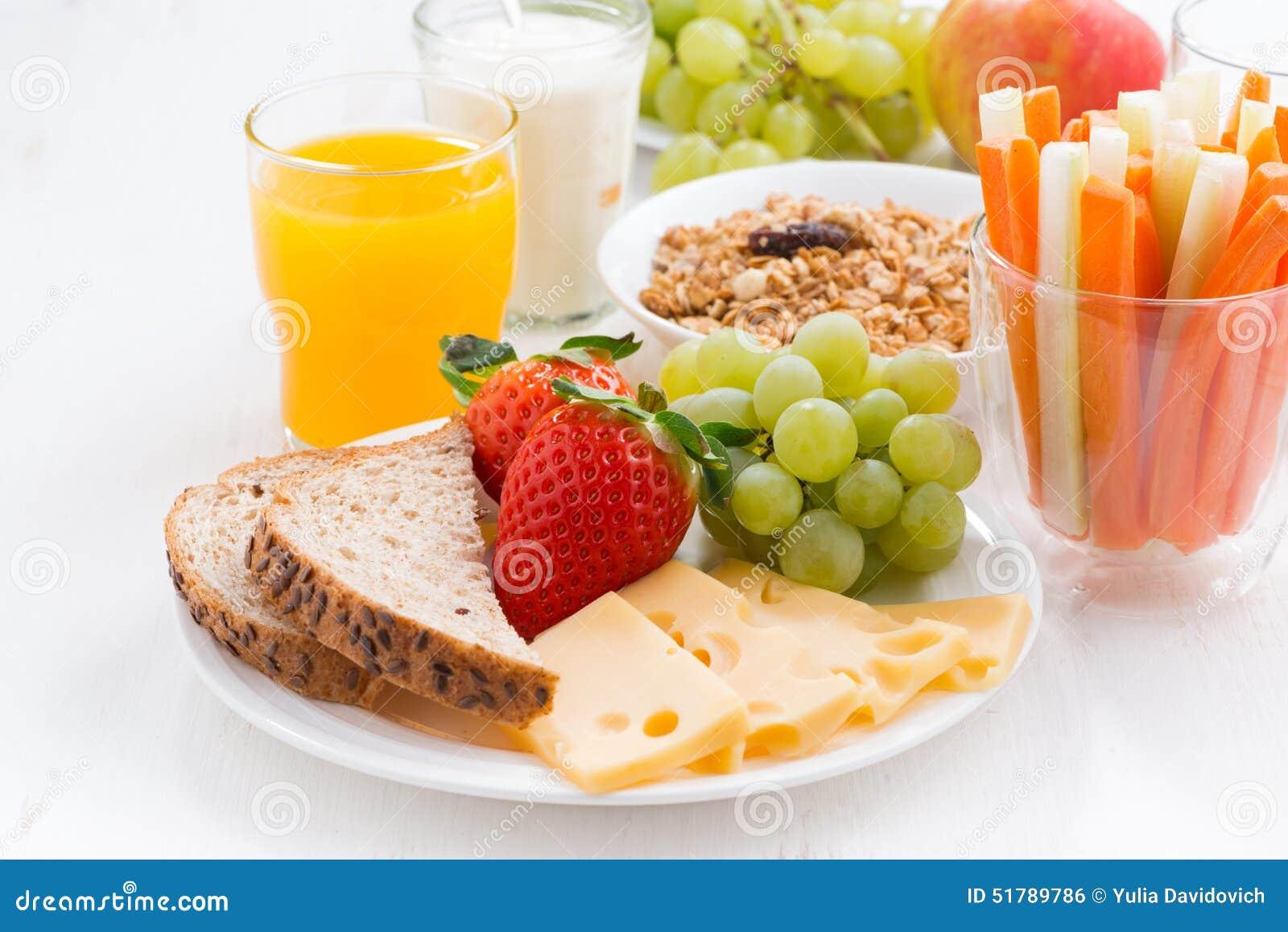 voedzaam en gezond