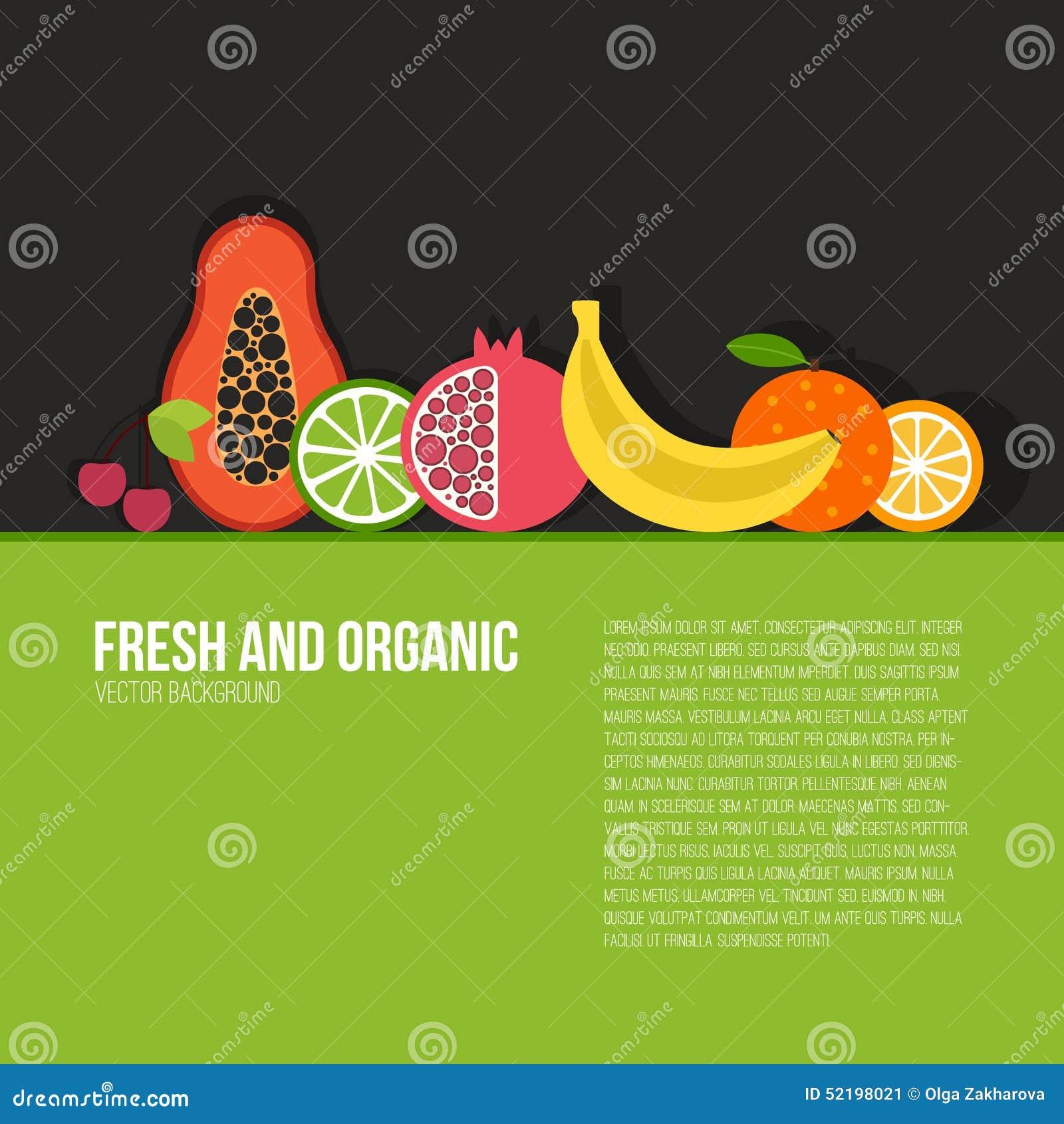 Gezond het Eten Concept