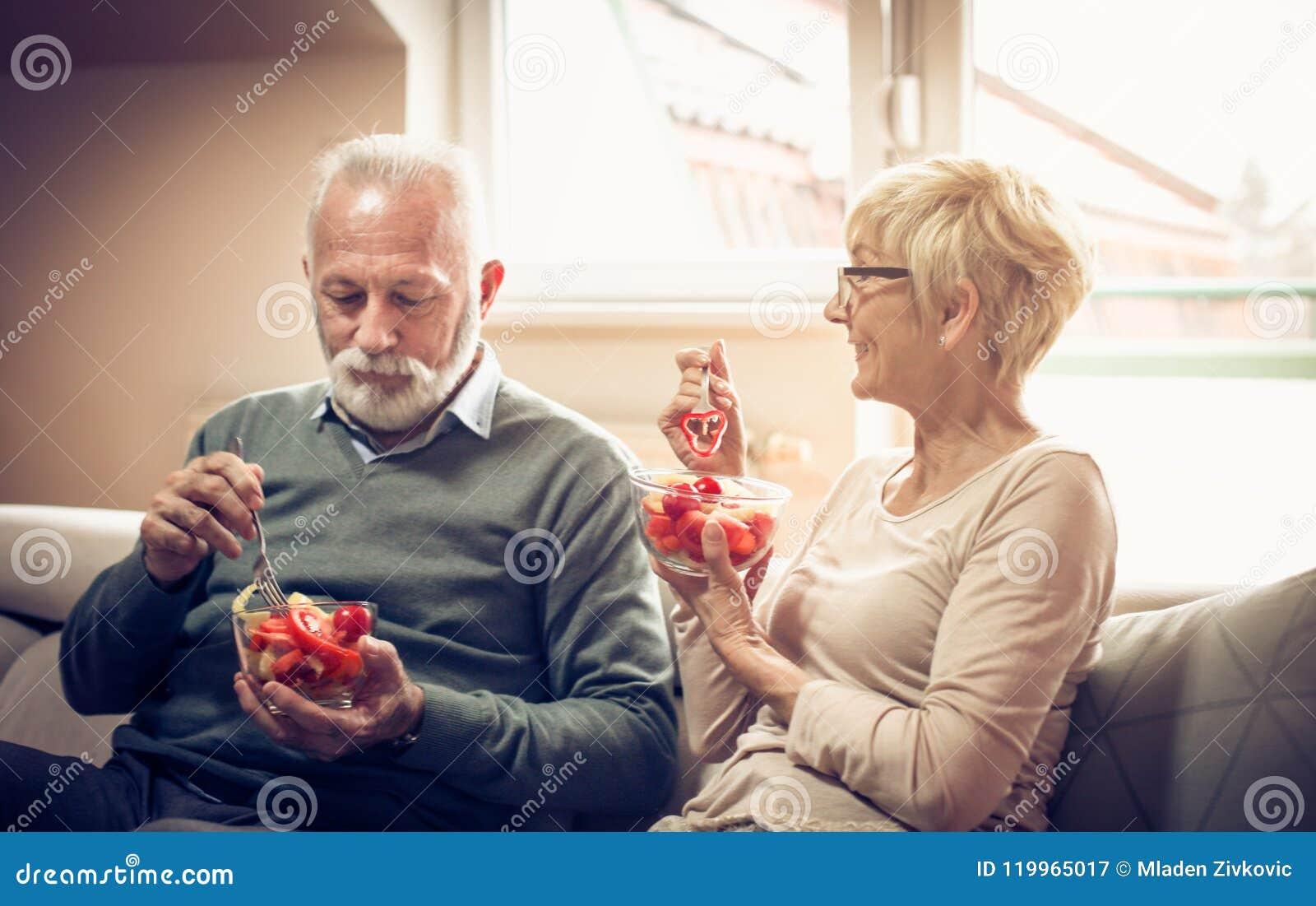 Gezond Hoger Paar