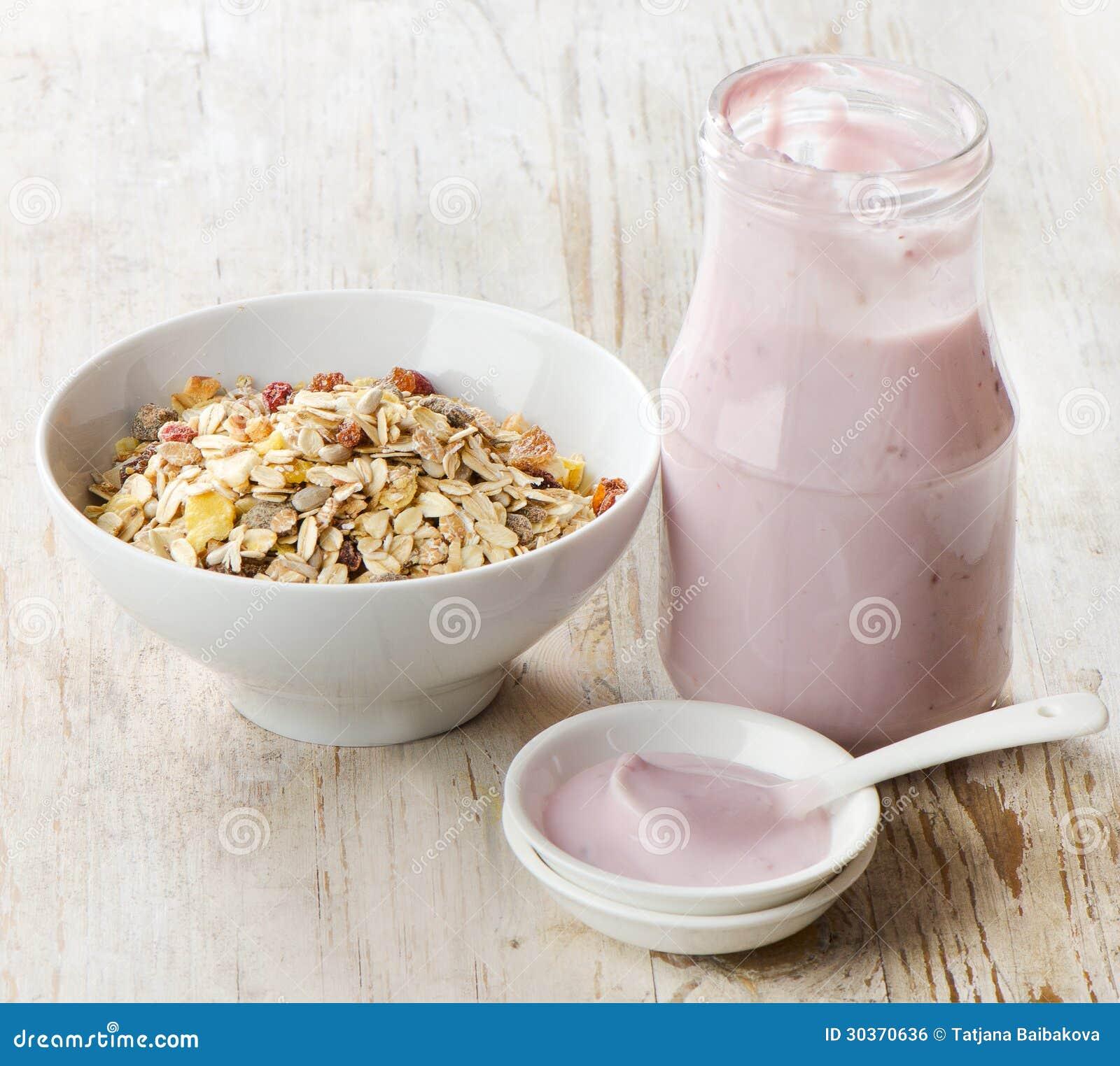 muesli gezond ontbijt