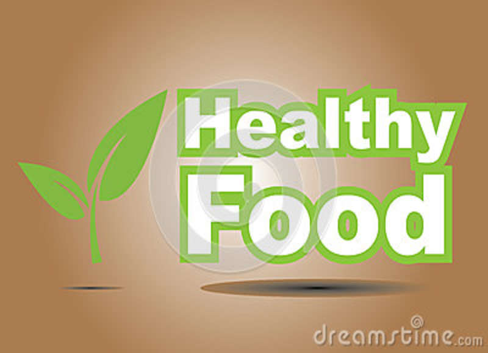 Gezond voedselteken