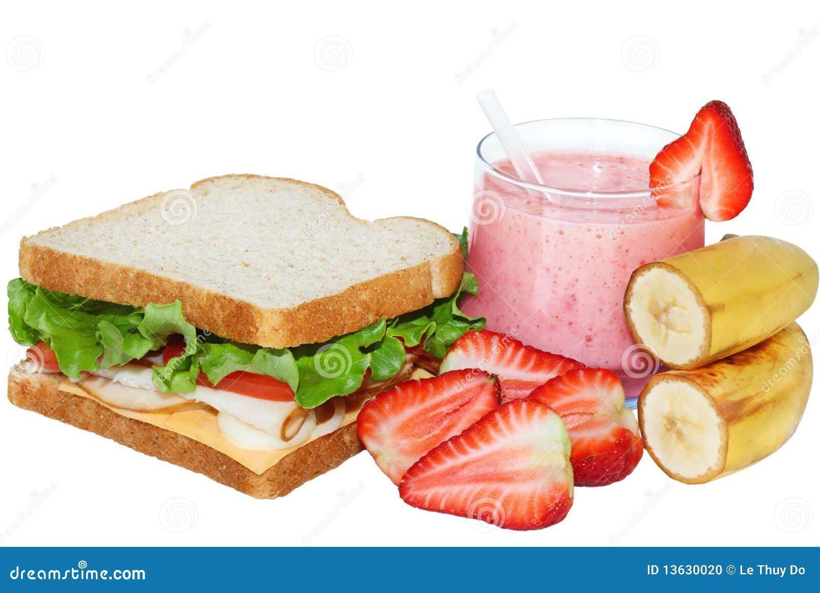 Healthy Food Kids Art