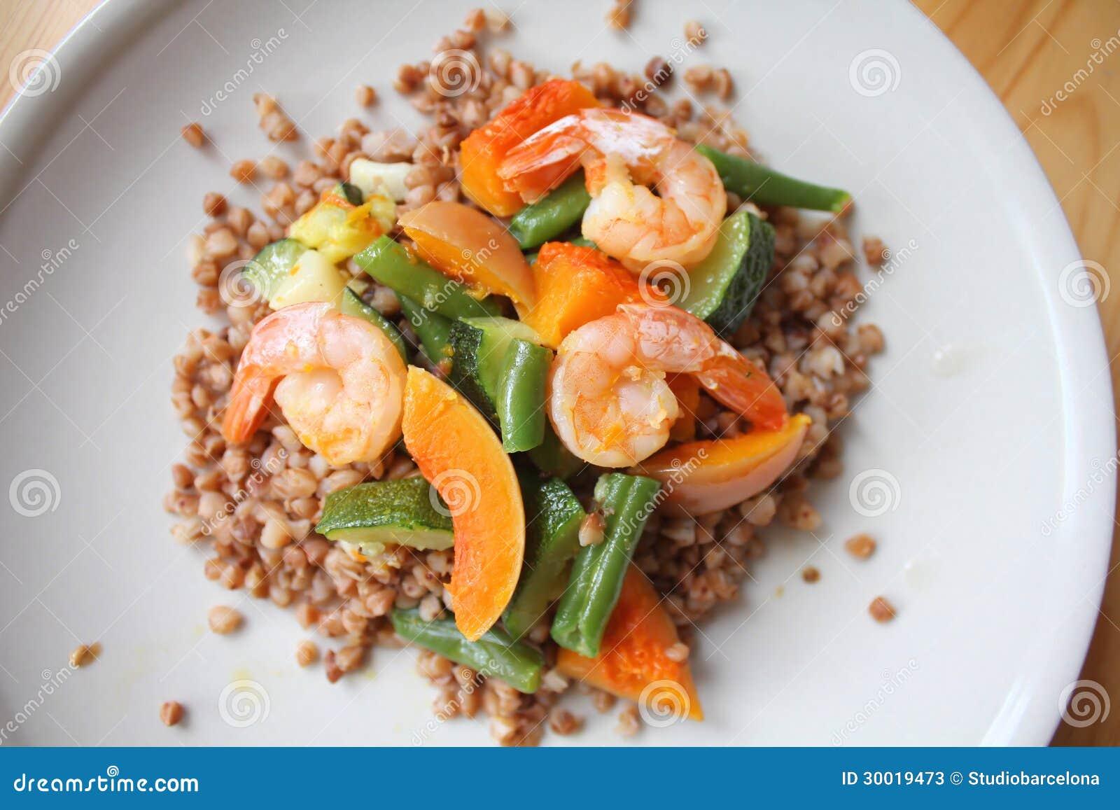 Gezonde maaltijd stock afbeelding afbeelding bestaande uit
