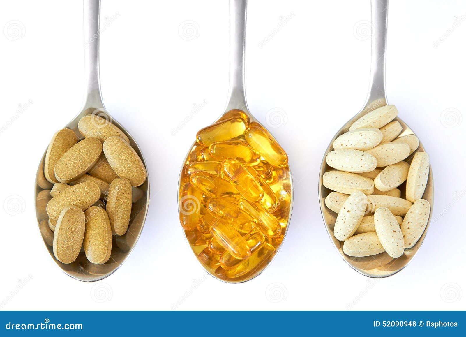 Gezonde supplementen