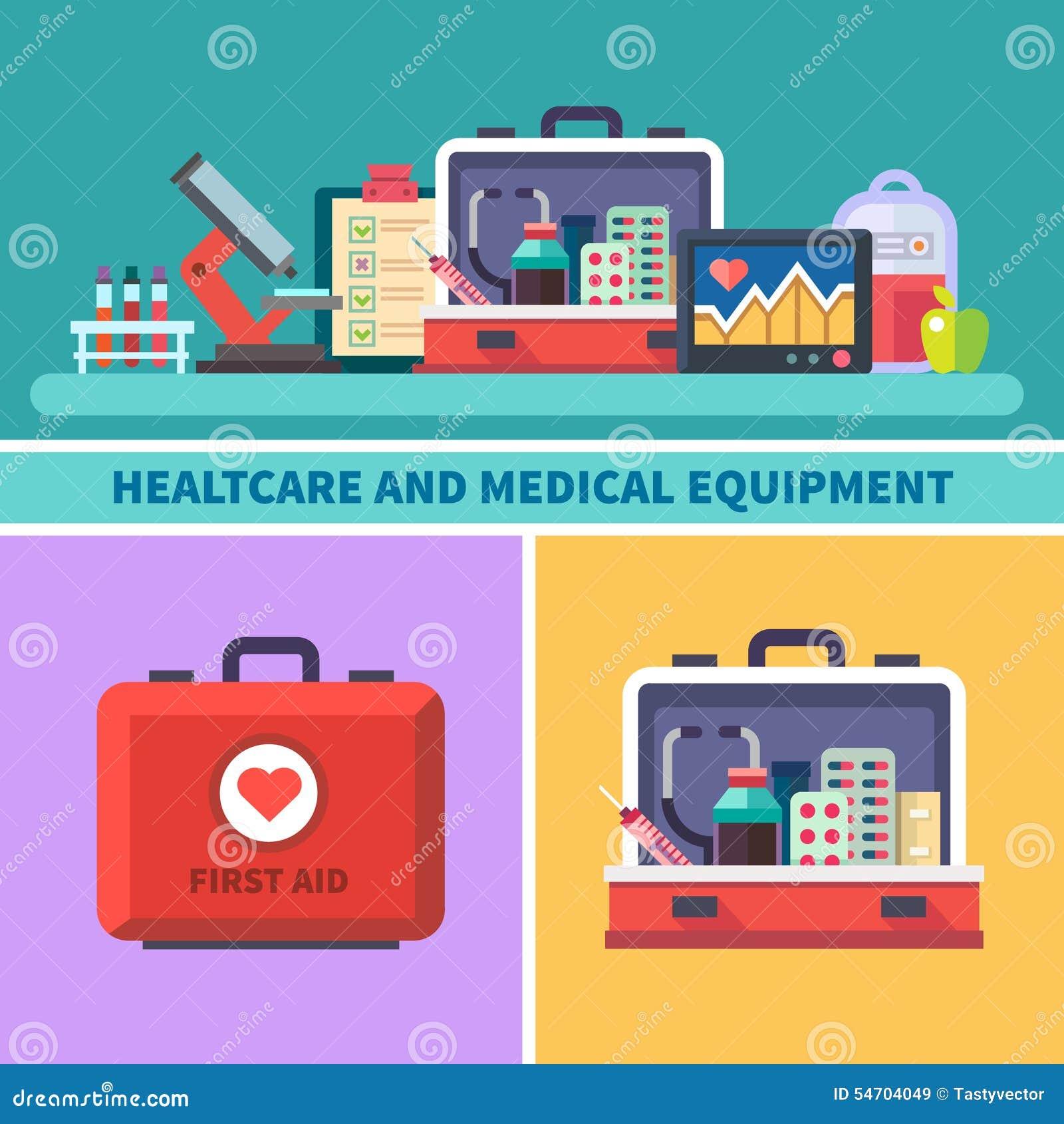 Gezondheidszorg en medische apparatuur