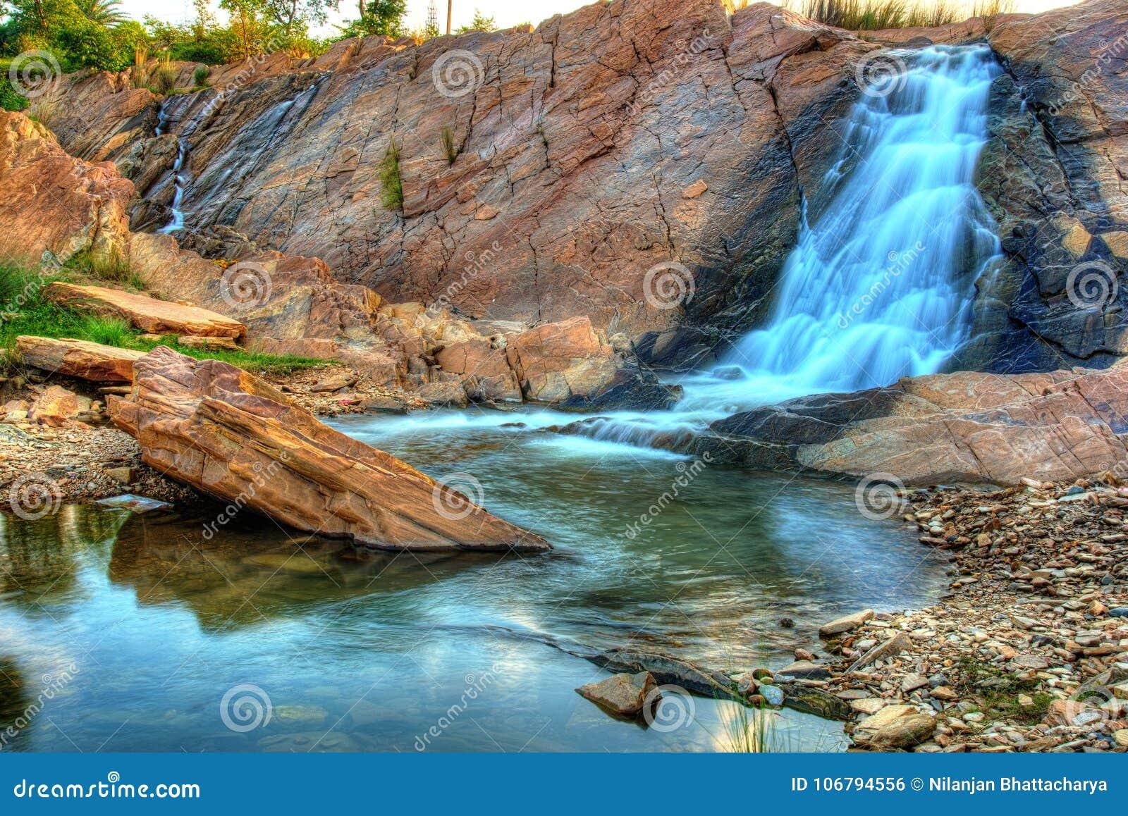 Ghatsila falls