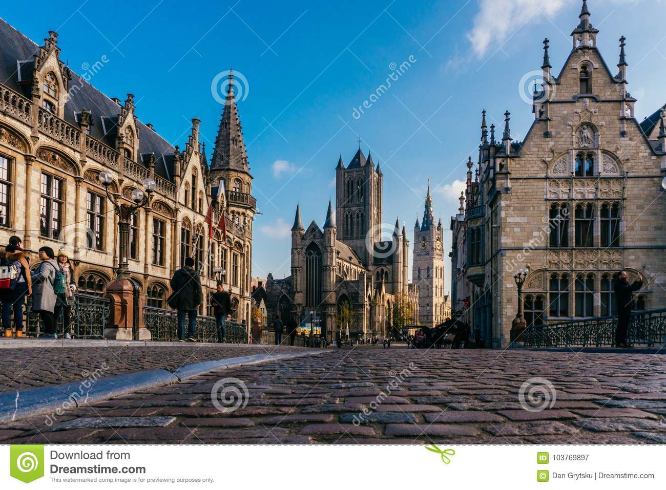 Ghent, Belgium: description, history of the city, sights and interesting facts 10