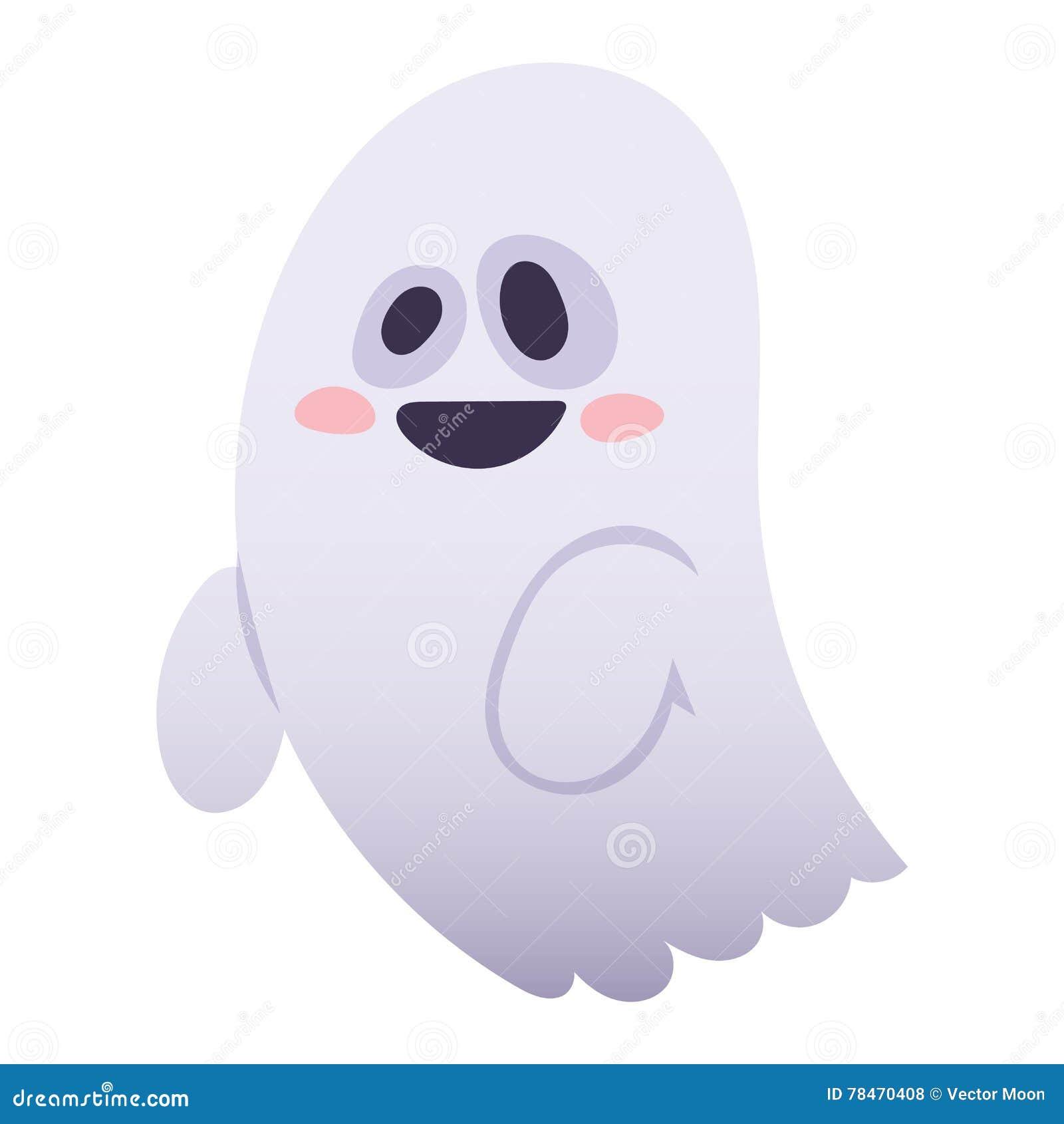 evil cartoon ghost - 450×450