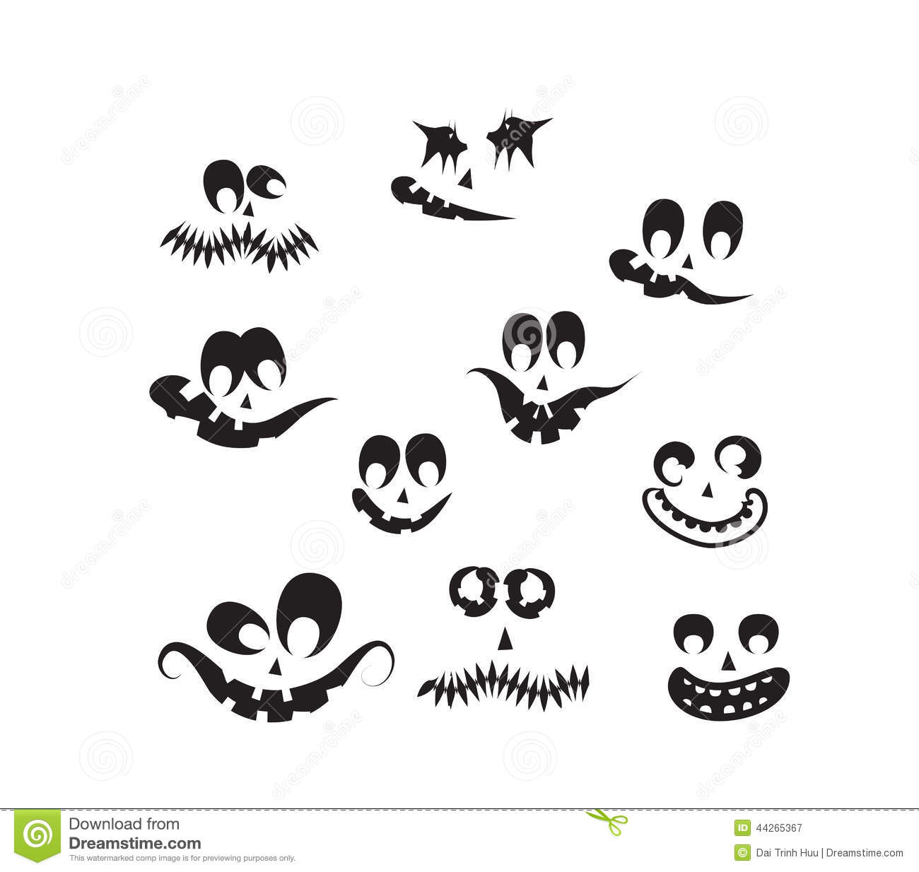 Scary Faces in addition Pumpkin Faces additionally Stock Illustration Ghost Faces Pumpkin Faces Design Image44265367 likewise 4 furthermore Pumpkin Carving Outline Printable. on scary eyes painted on pumpkin