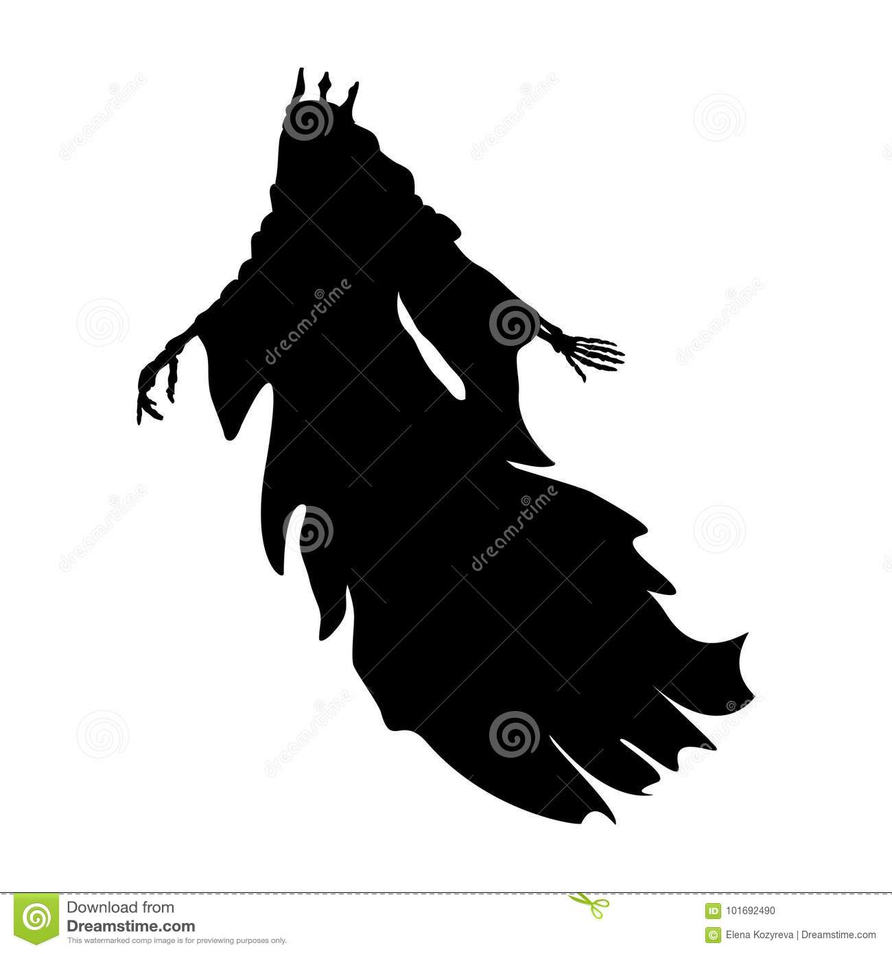 Ghost Silhouette Stock Illustrations 26 877 Ghost Silhouette Stock Illustrations Vectors Clipart Dreamstime