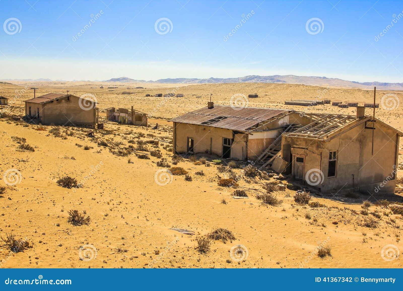 Diamond Mines Namibia Stock Photo Image 41367342
