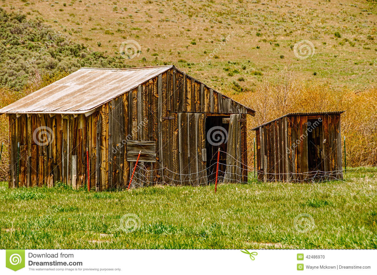 Ghost town stock photo image 42486970 for St elmo colorado cabins