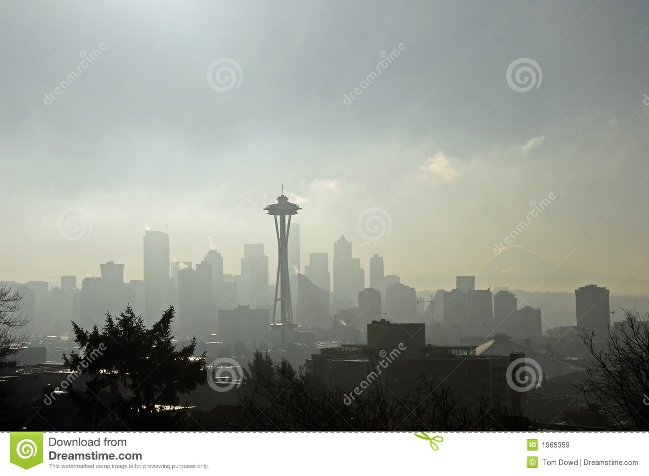 Ghost Town Seattle