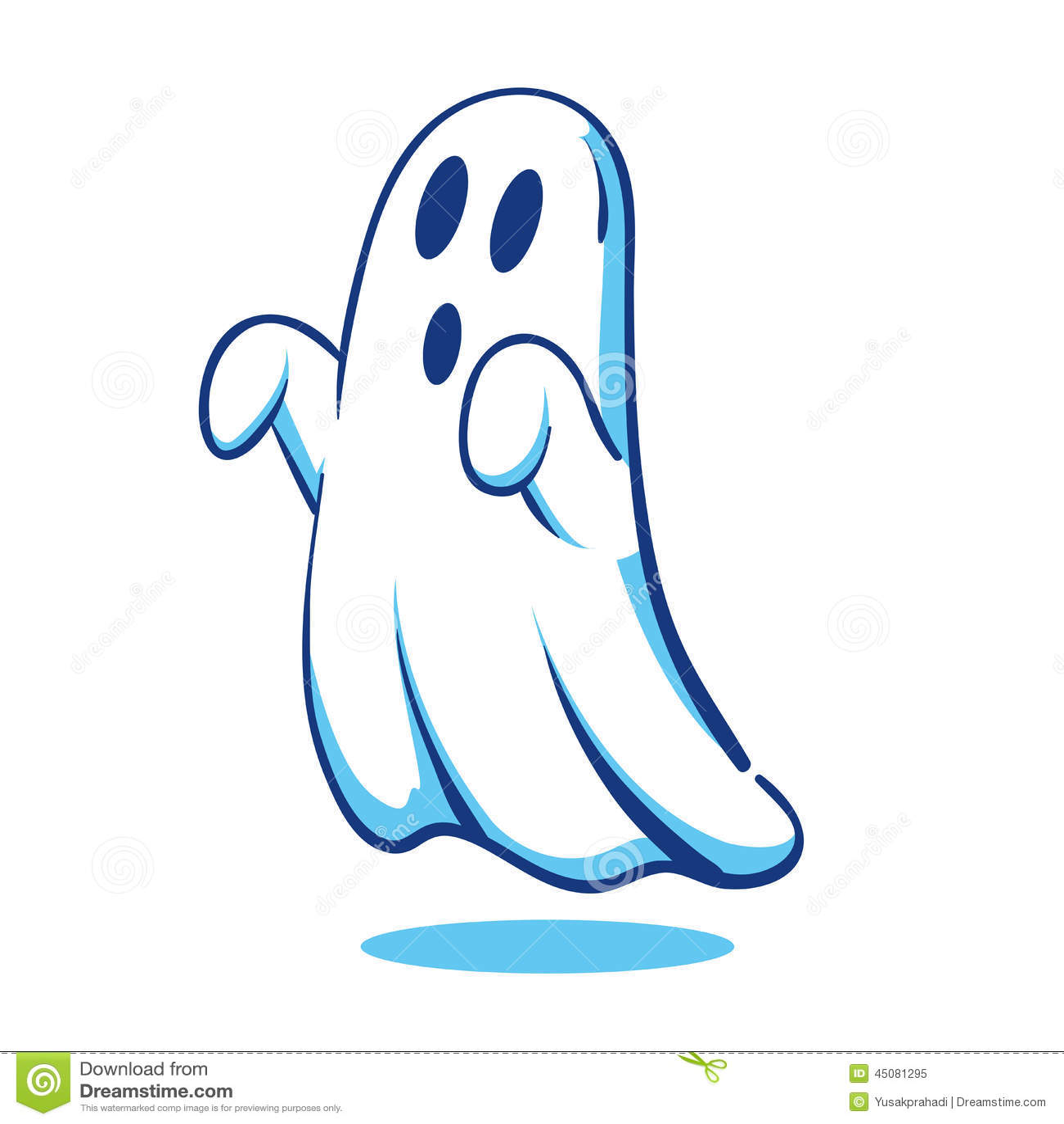 halloween flying ghost projector
