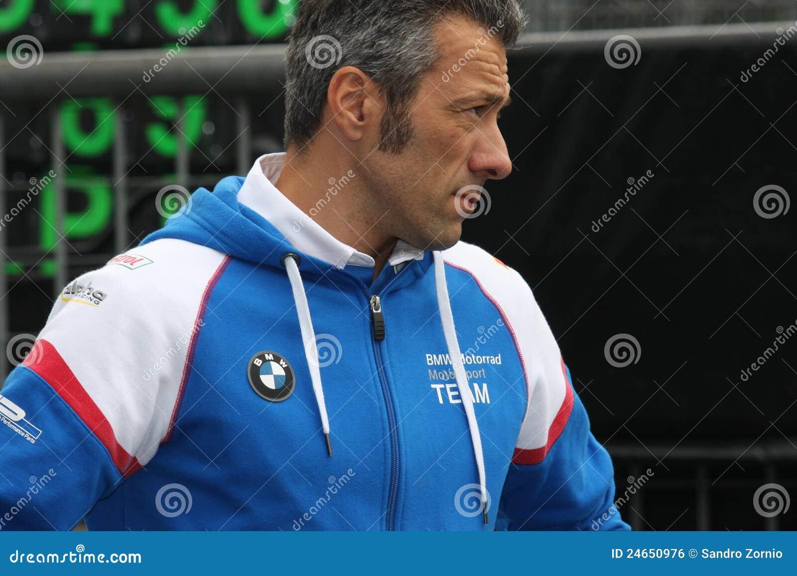 Giacomo Guidotti BMW Motorrad Motorsport