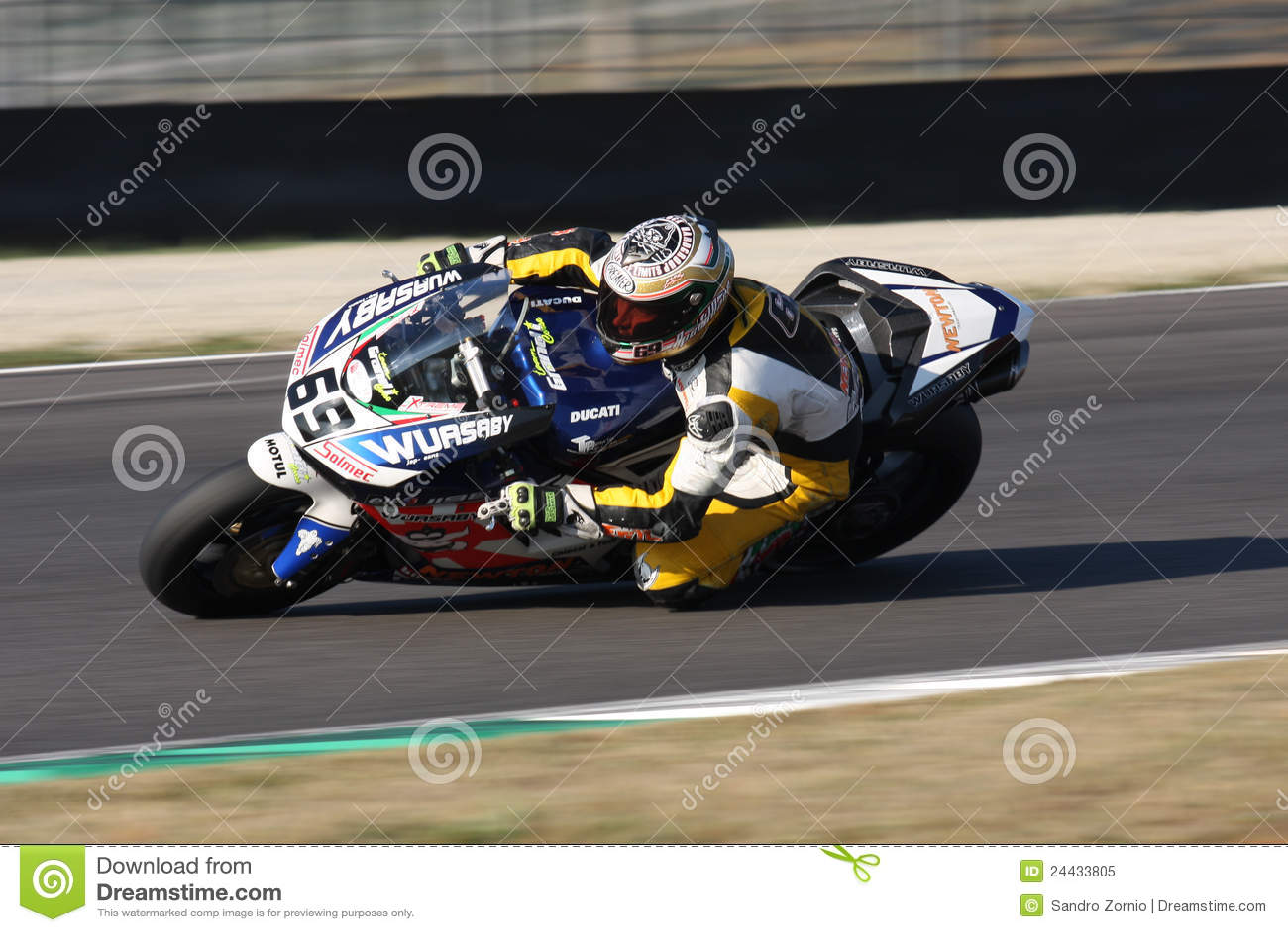 Gianluca Nannelli - Ducati 1198R - MM Racing