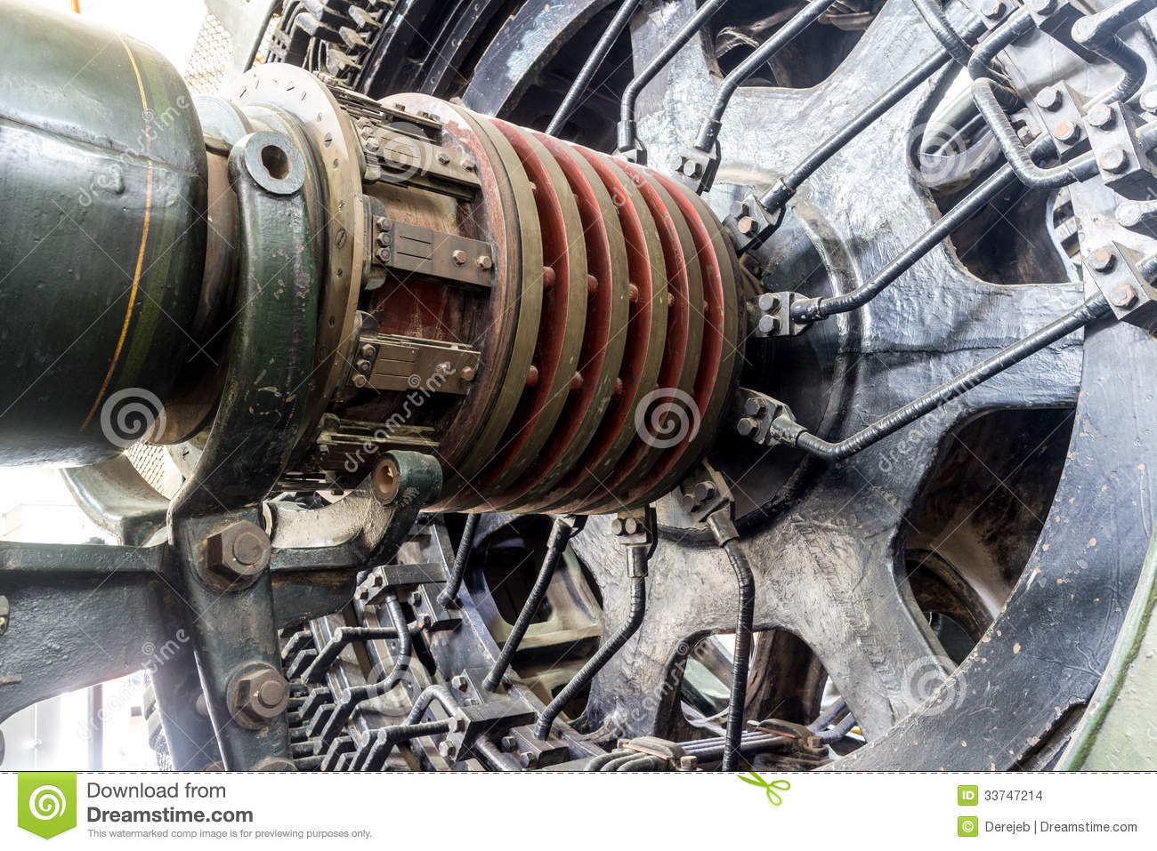 Giant Machines Stock Images - Image: 33747214