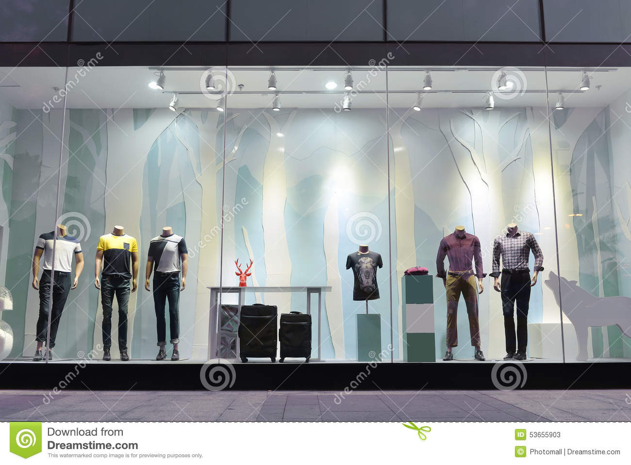Clothing stores near grand central