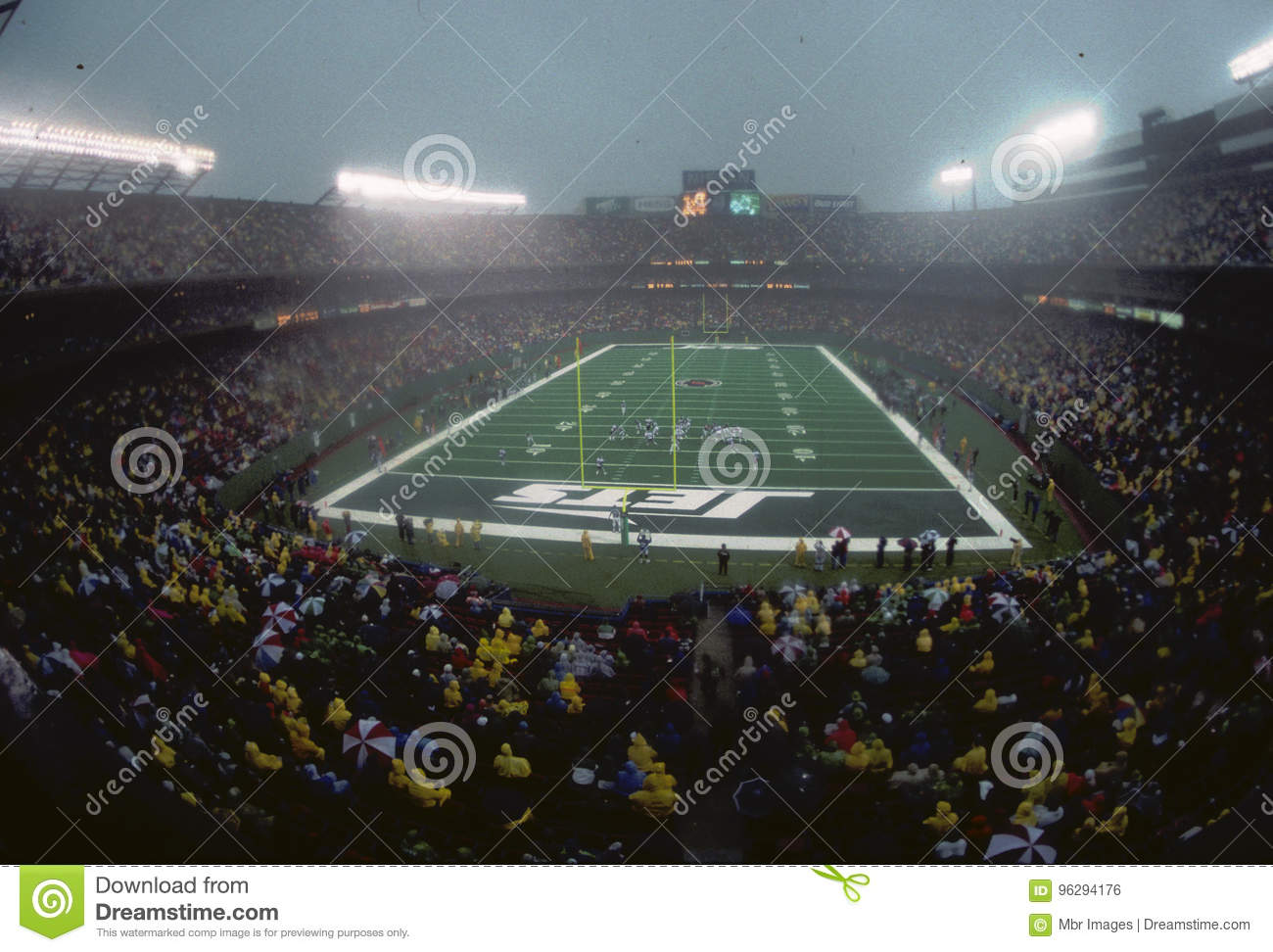 new concept 62d74 6d6c0 Giant Stadium Home Field For The New York Jets. Editorial ...