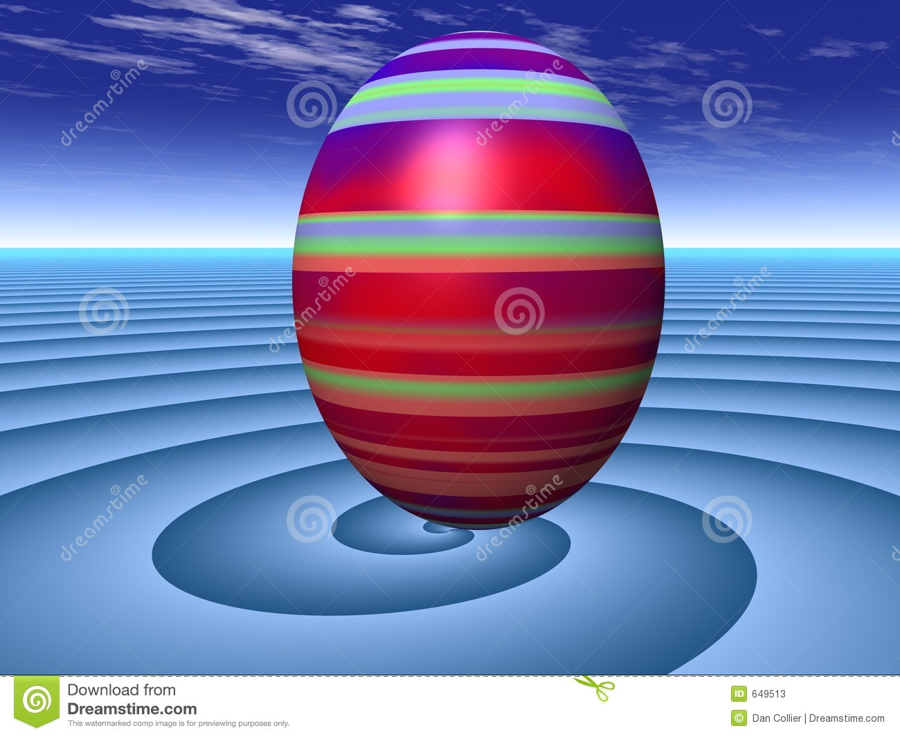 surreal easter egg by - photo #3