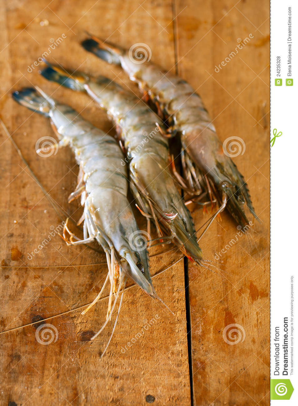 how to cook tiger prawns in their shell