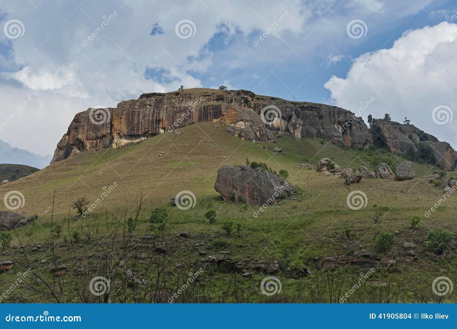 Giants se escuda la reserva de naturaleza de Kwazulu Natal
