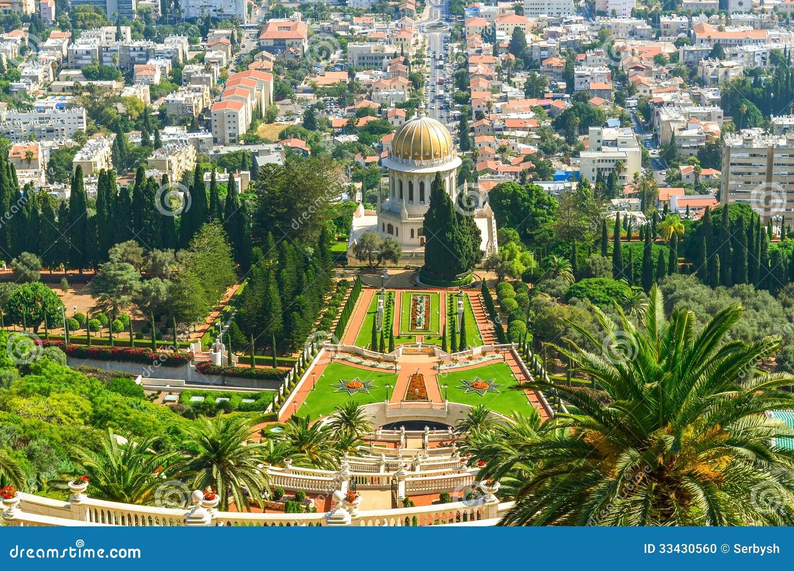 Giardini Haifa