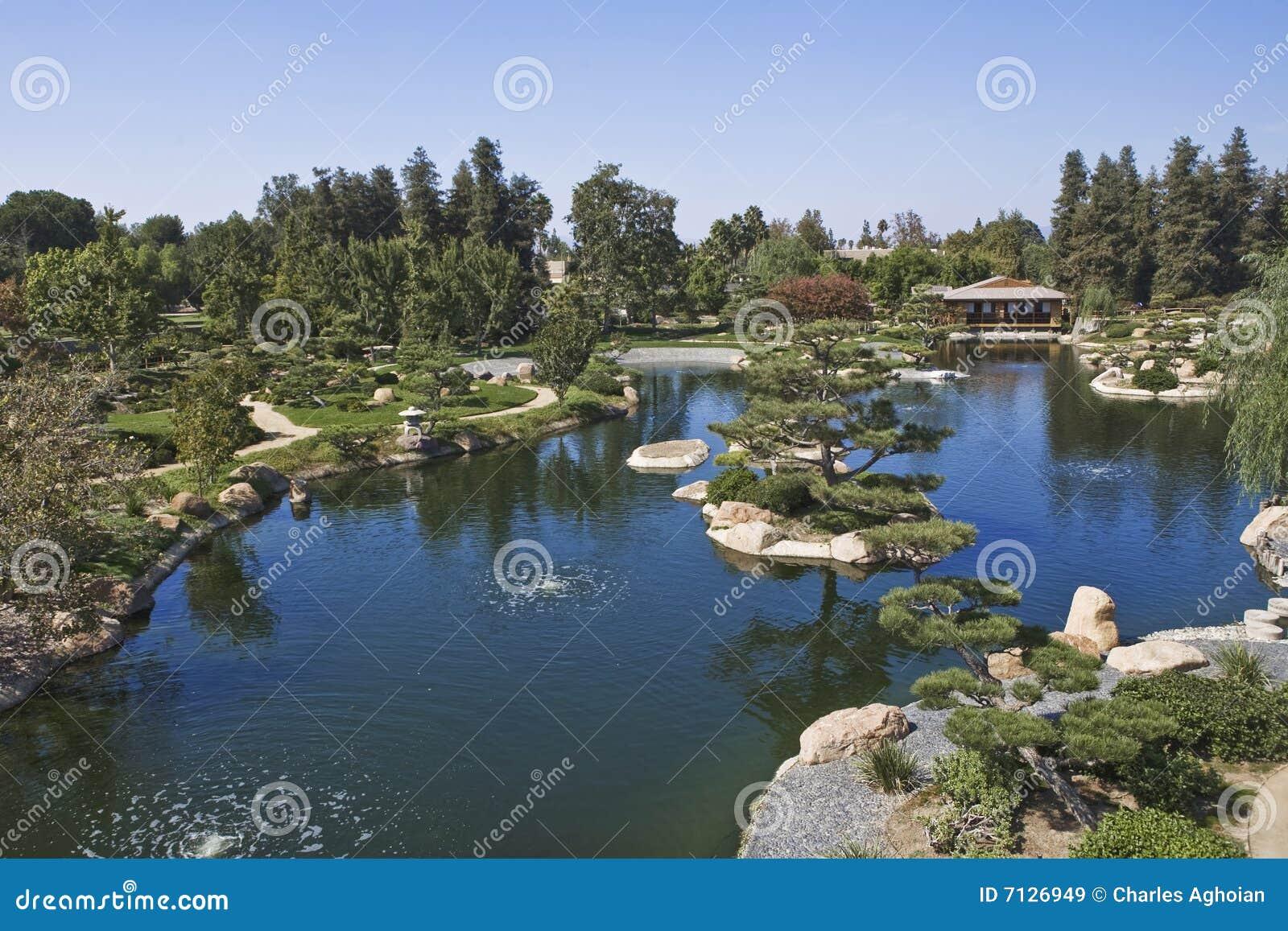 Giardini giapponesi immagine stock immagine di arbusto for Giardini giapponesi