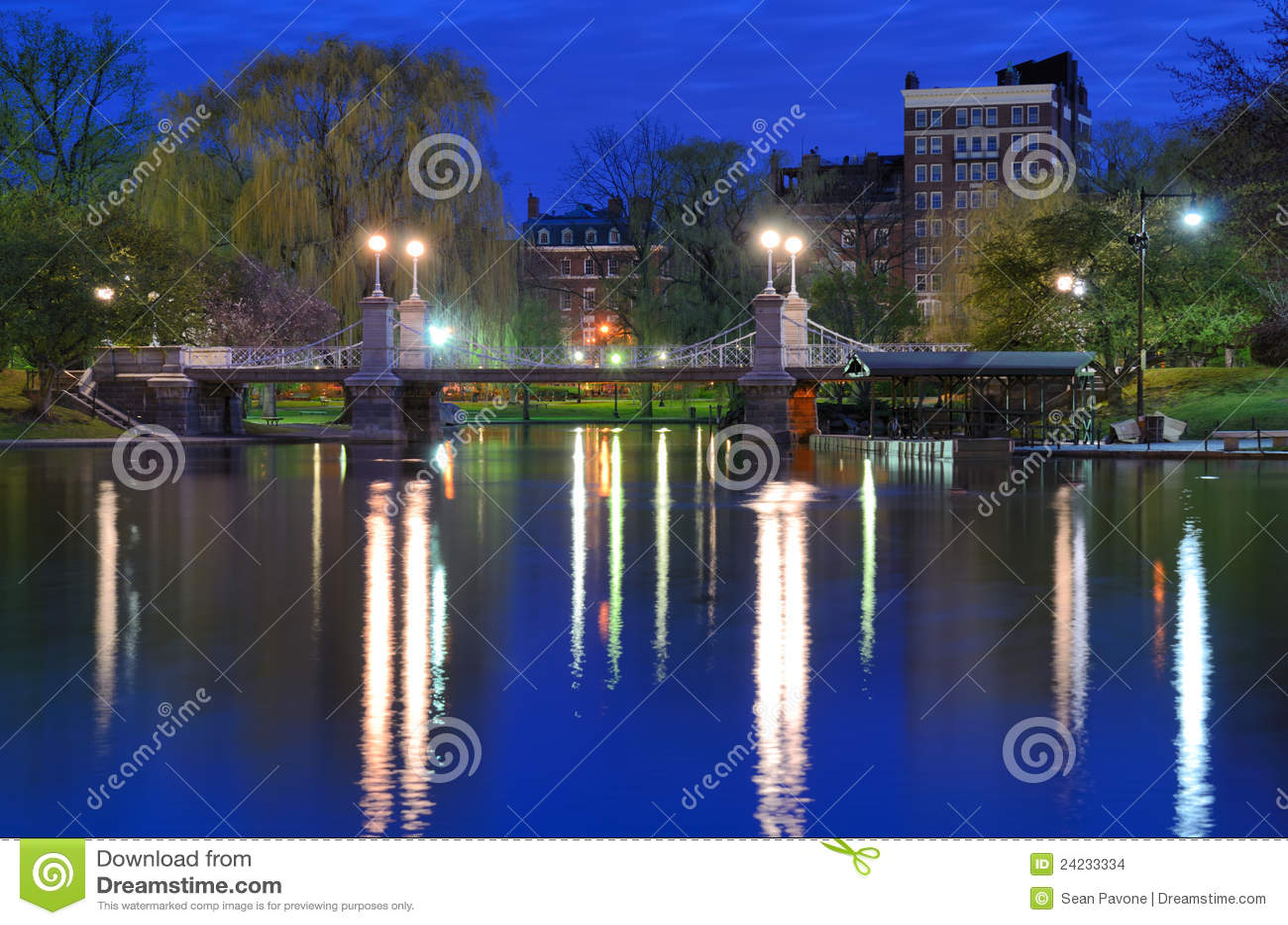 Giardini pubblici di Boston