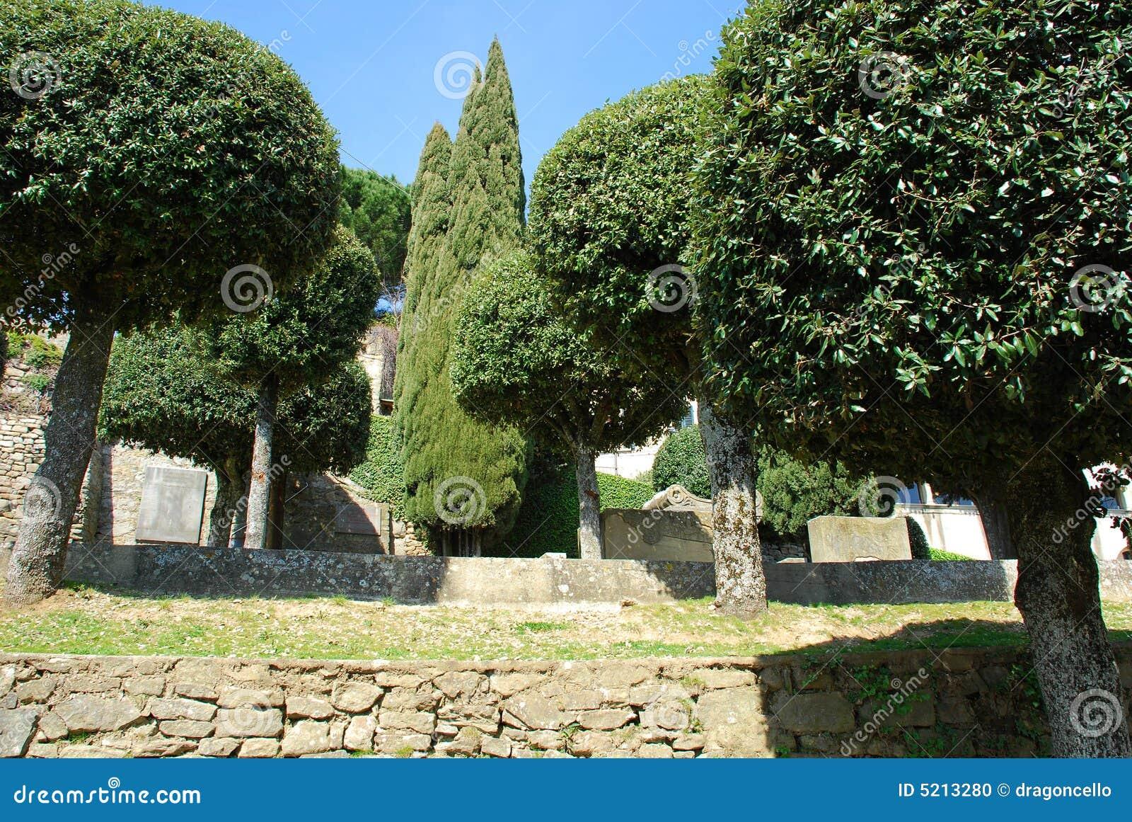 Giardini pubblici in Toscana 1