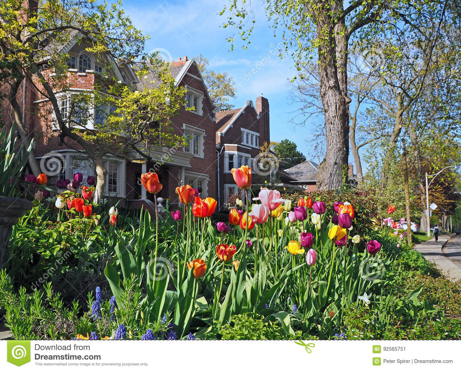 Giardini suburbani