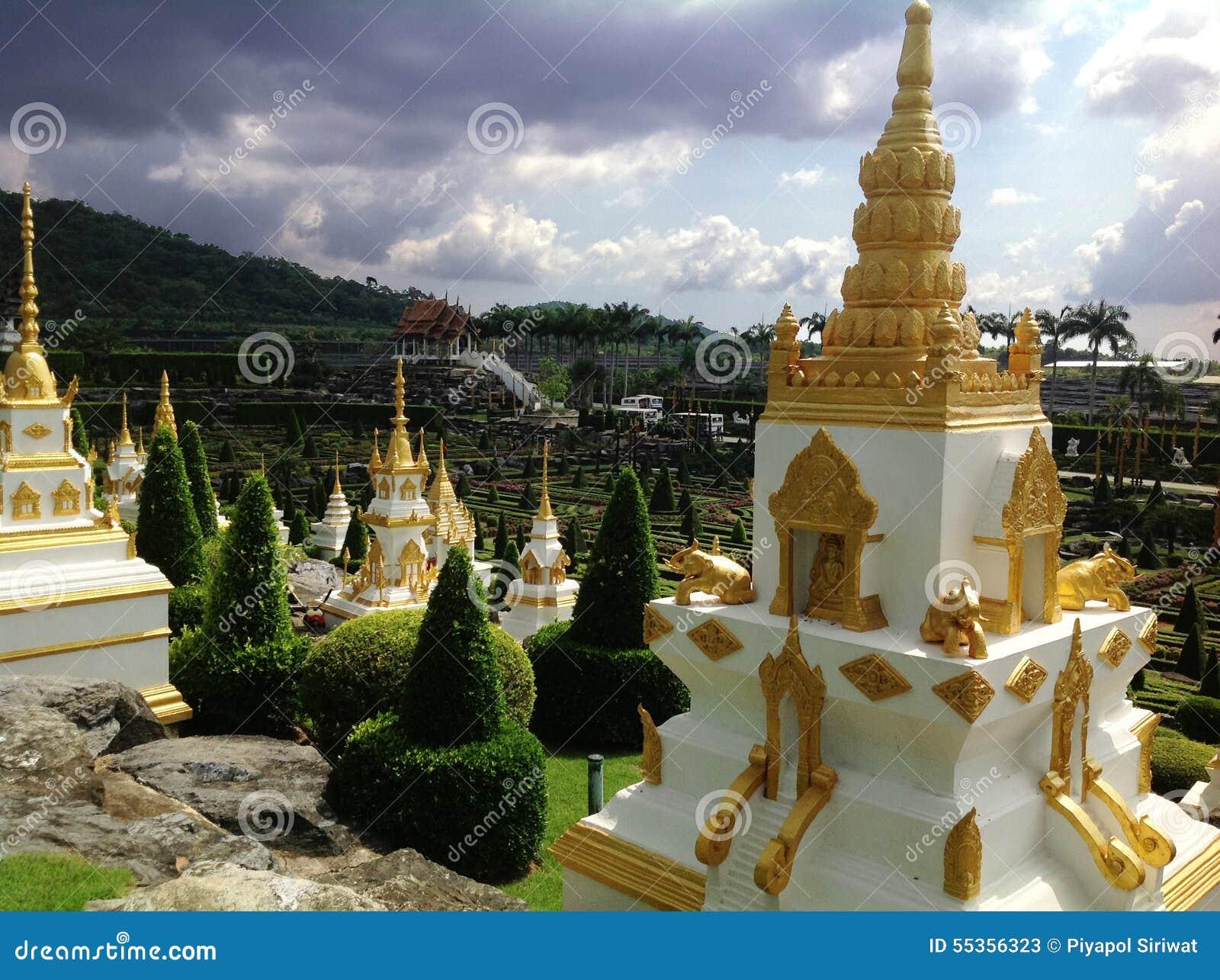 Giardino botanico tropicale di Nong Nooch