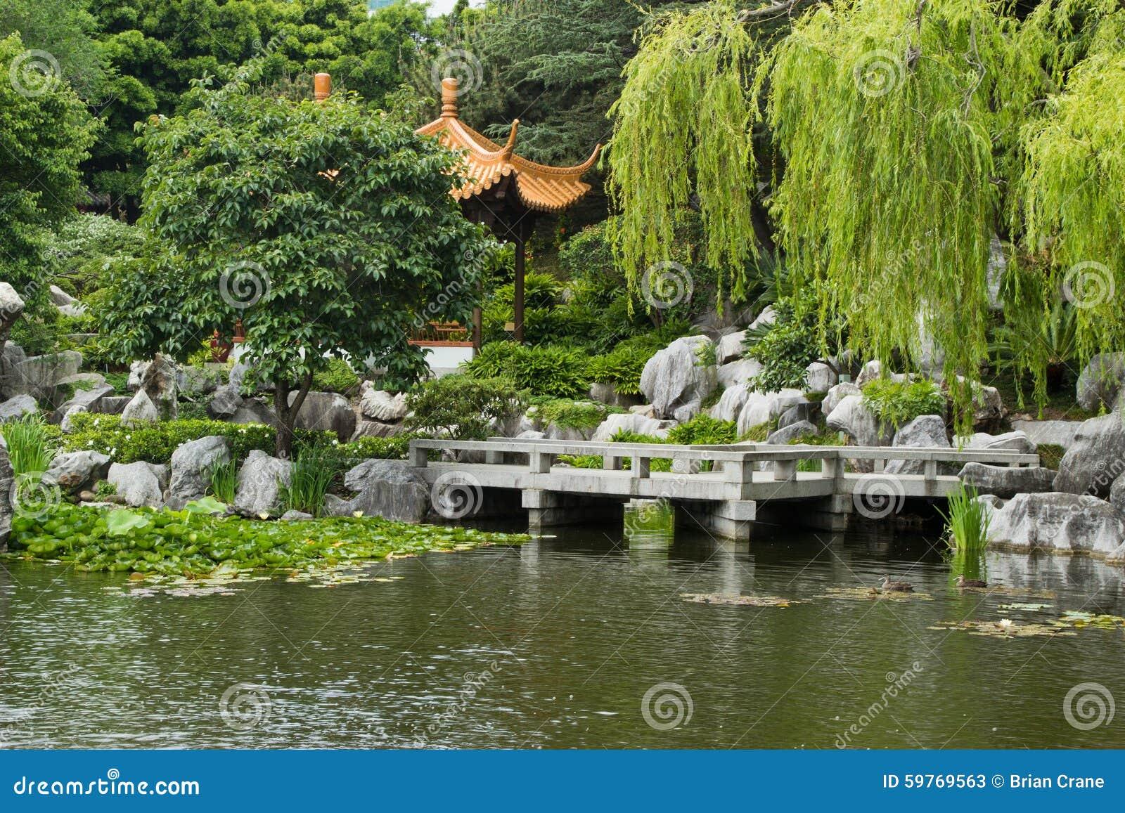Giardino cinese sydney australia fotografia stock for Giardino cinese