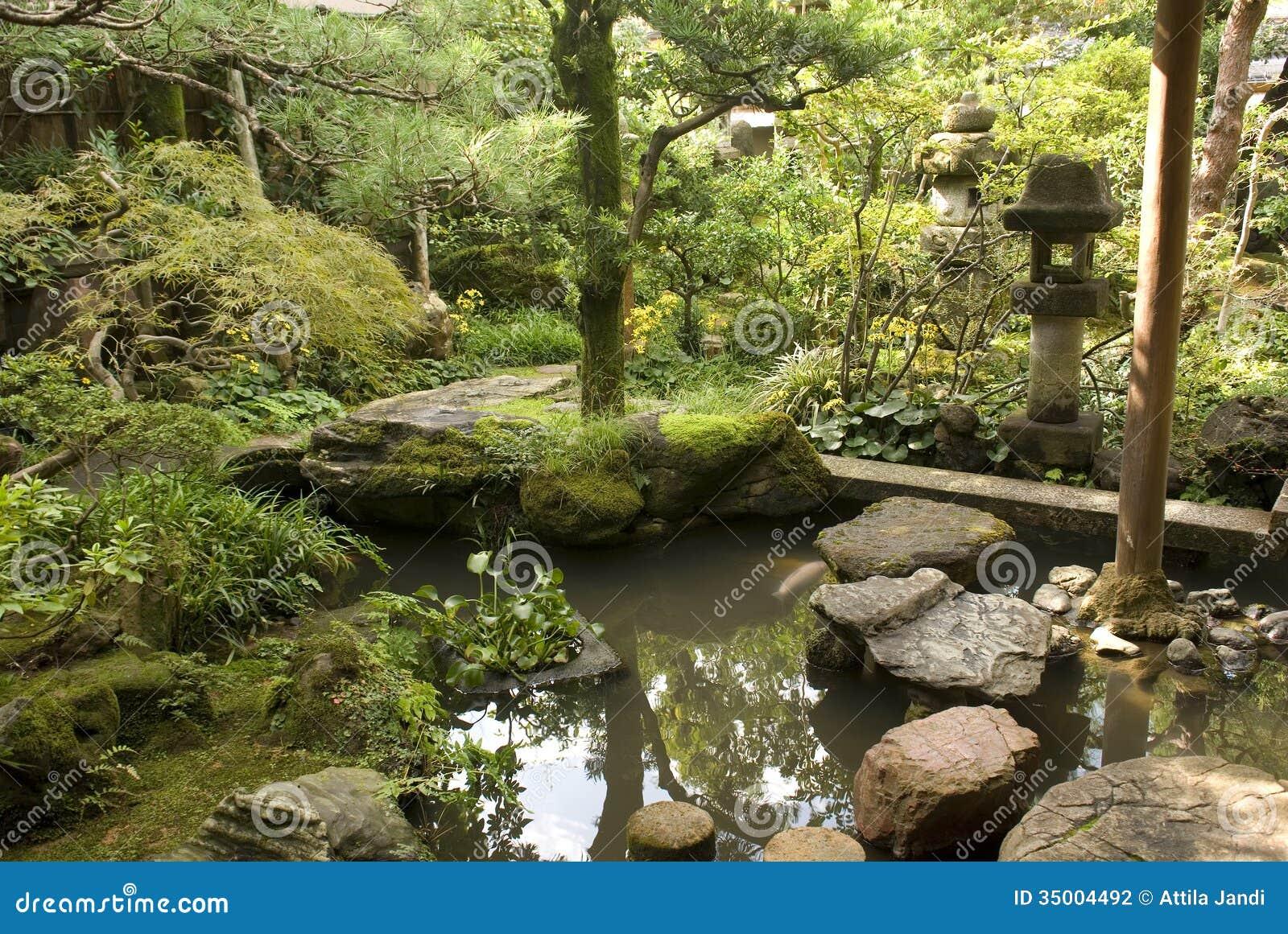 Giardino della casa del samurai kanazawa giappone for Case del giappone