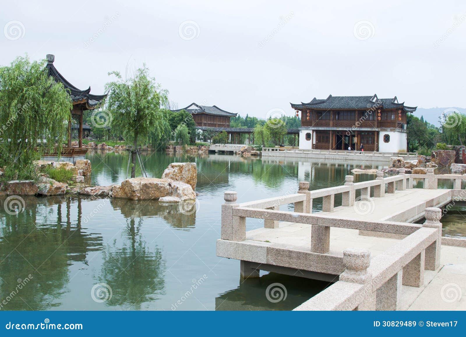 Giardino di stile cinese