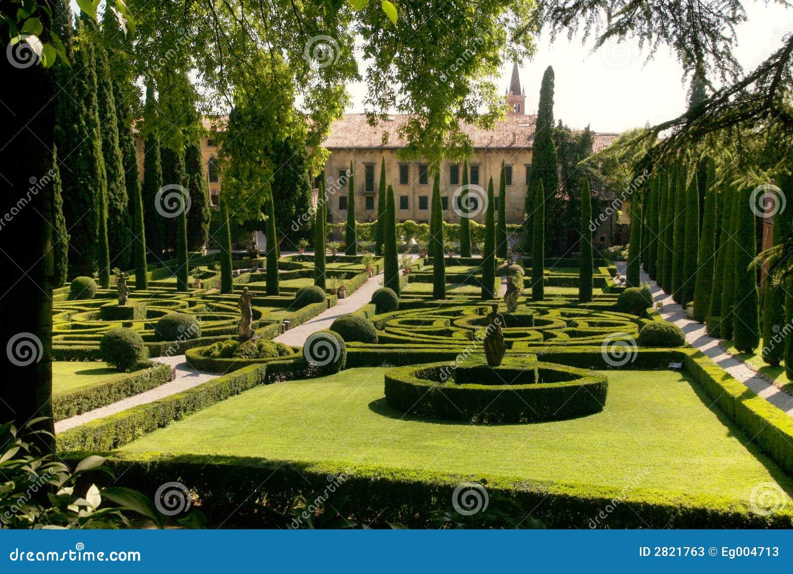 Il giardino delle naiadi giardino giusti verde ed arte nel cuore