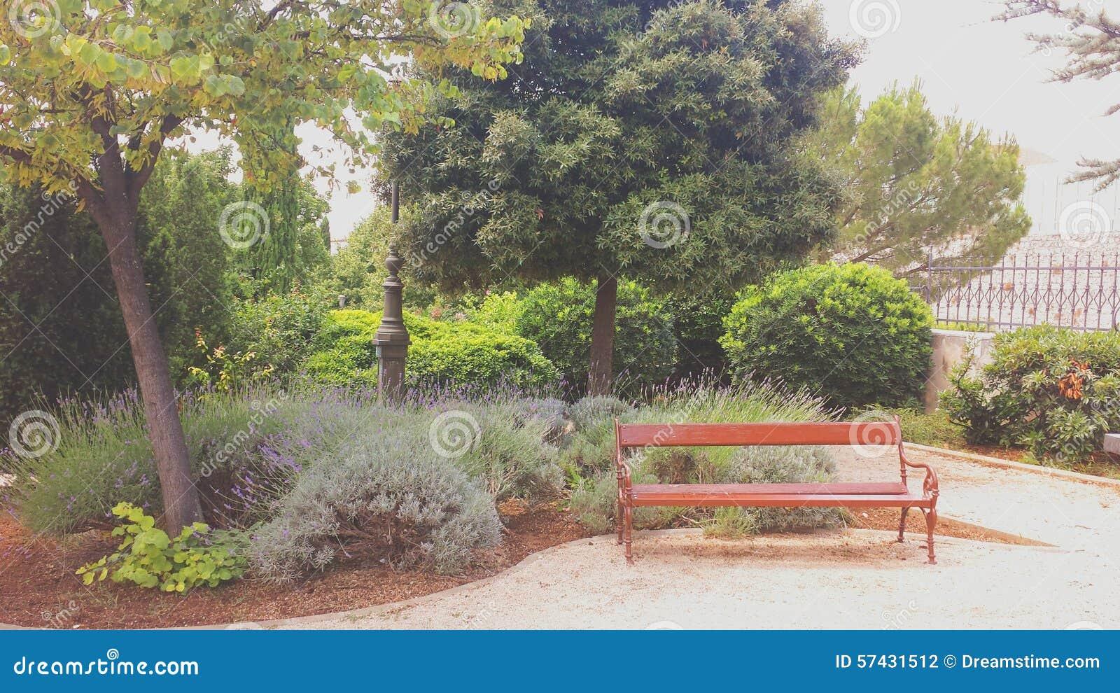 Giardino mediterraneo fotografia stock immagine di - Giardino mediterraneo ...