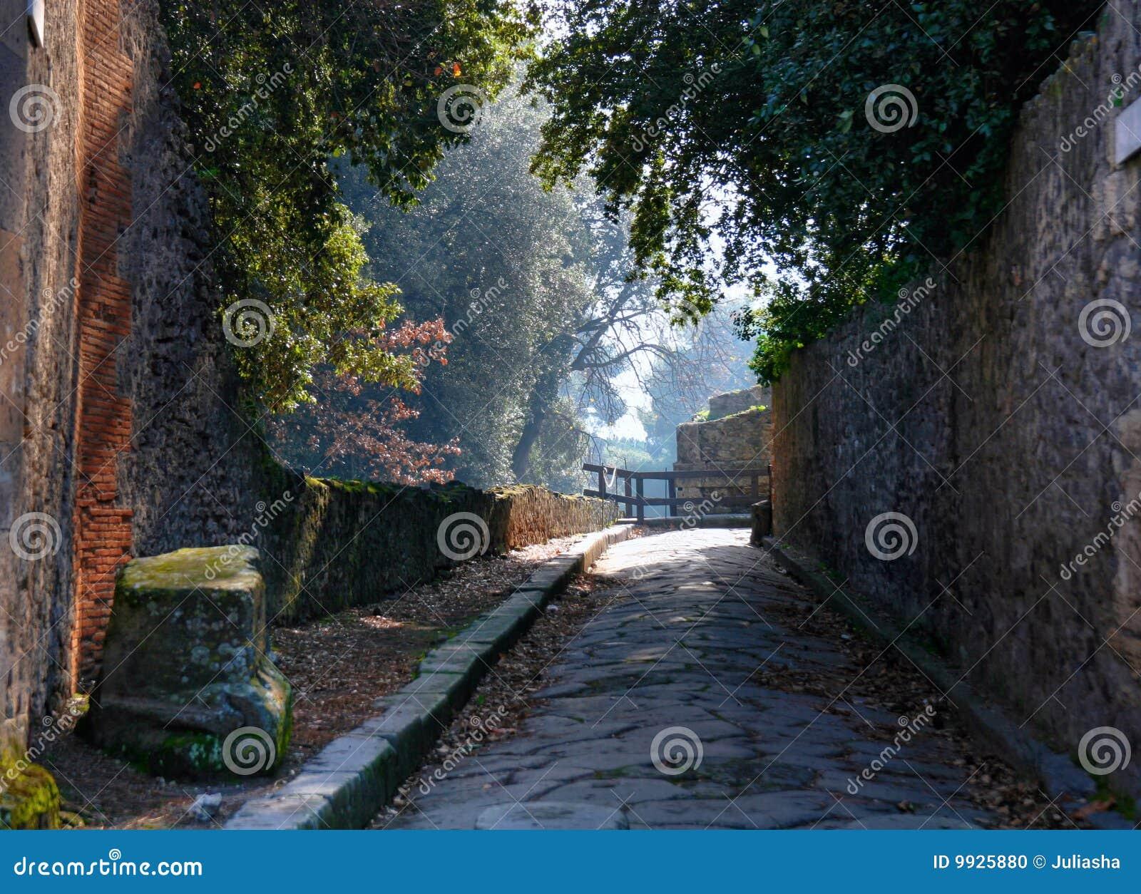 Giardino a Pompeii