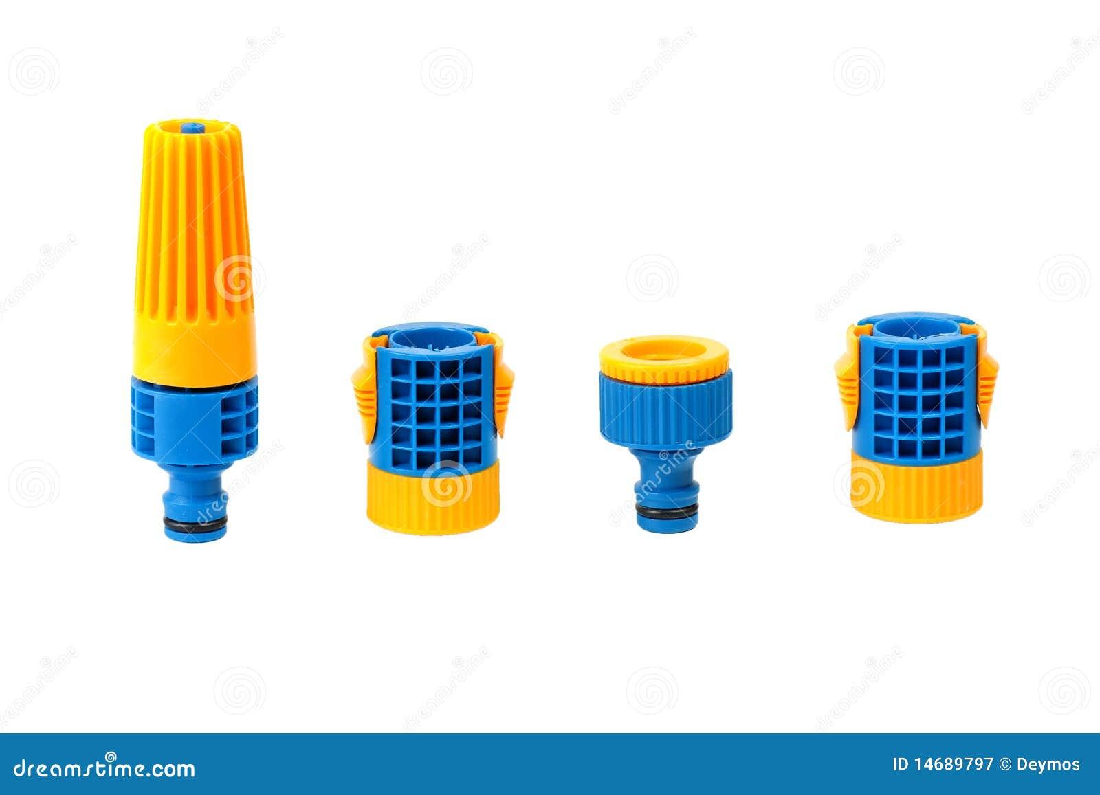 Gicleur et connecteurs de boyau de l eau de jardin