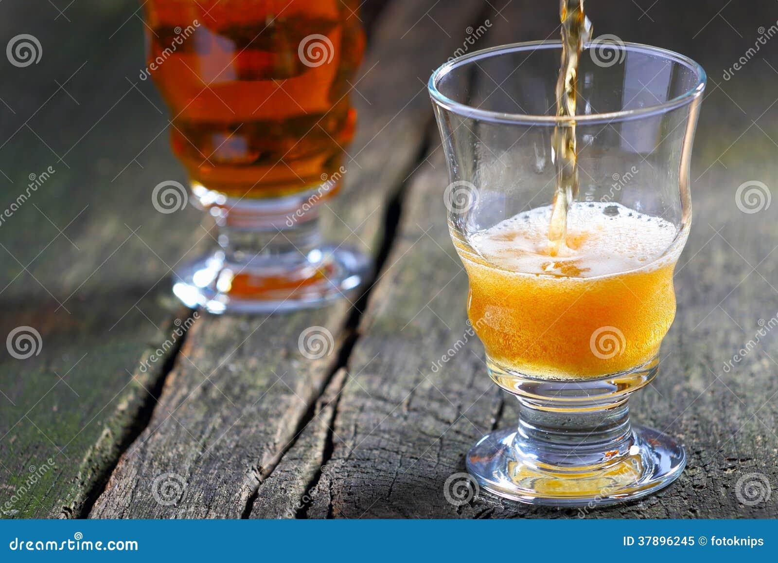 Giet bier