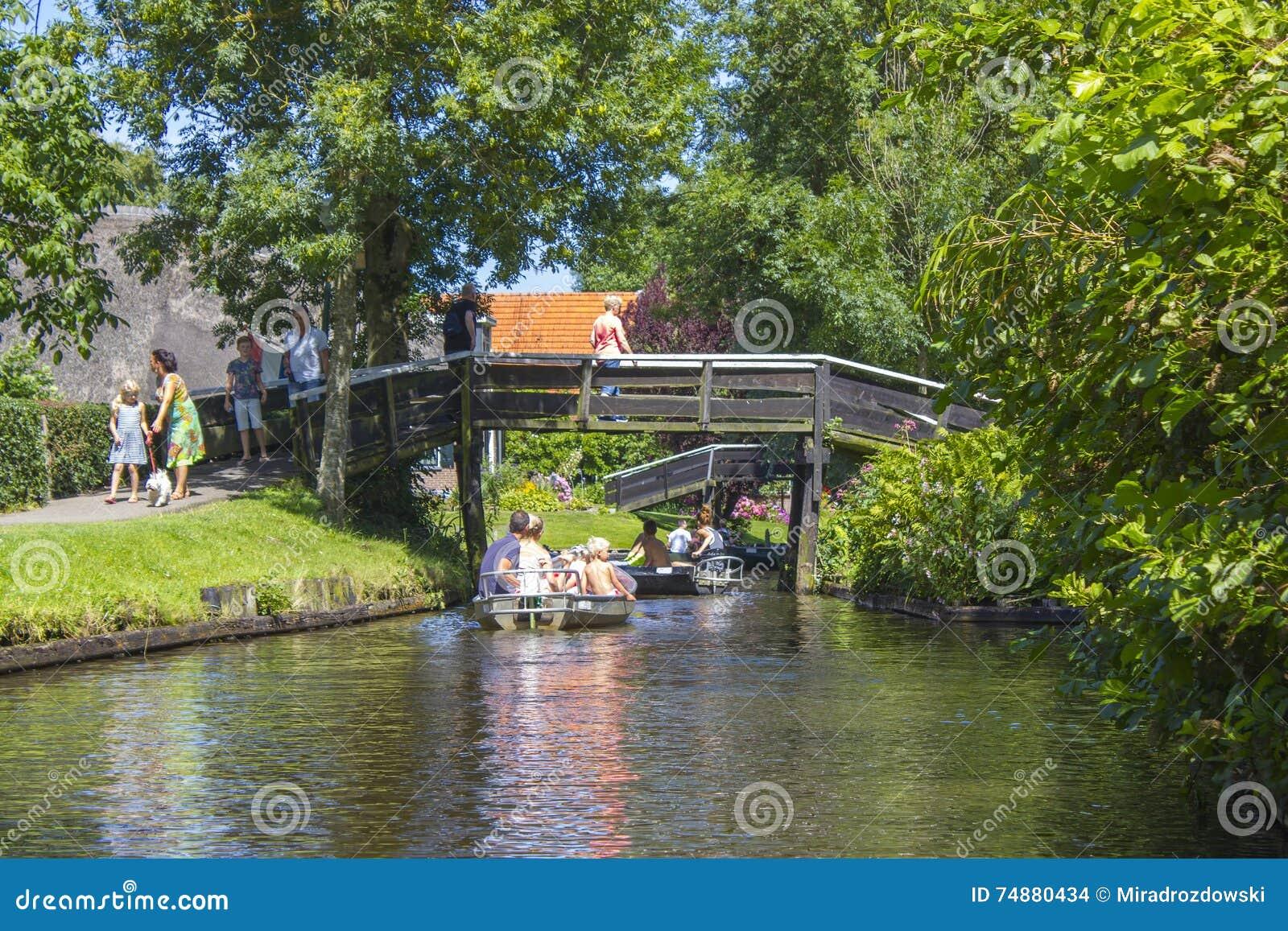Giethoorn, Países Baixos