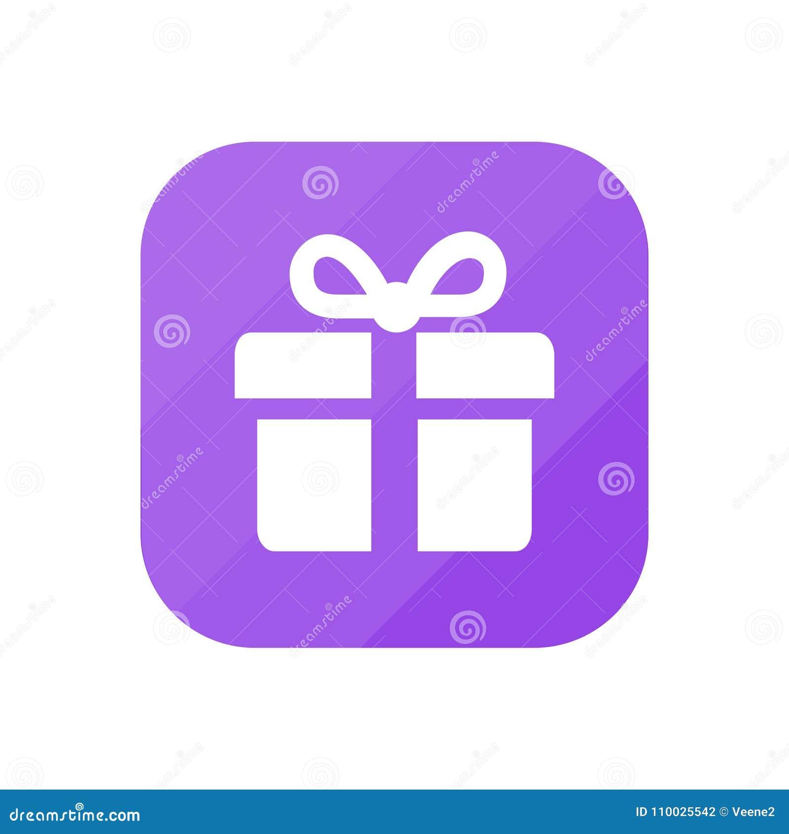 Gift - App Pictogram