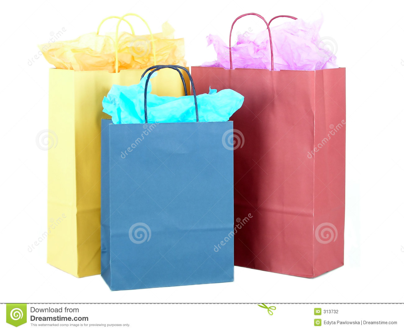 gift bags stock photo  image of shop  presents  bags  consumer
